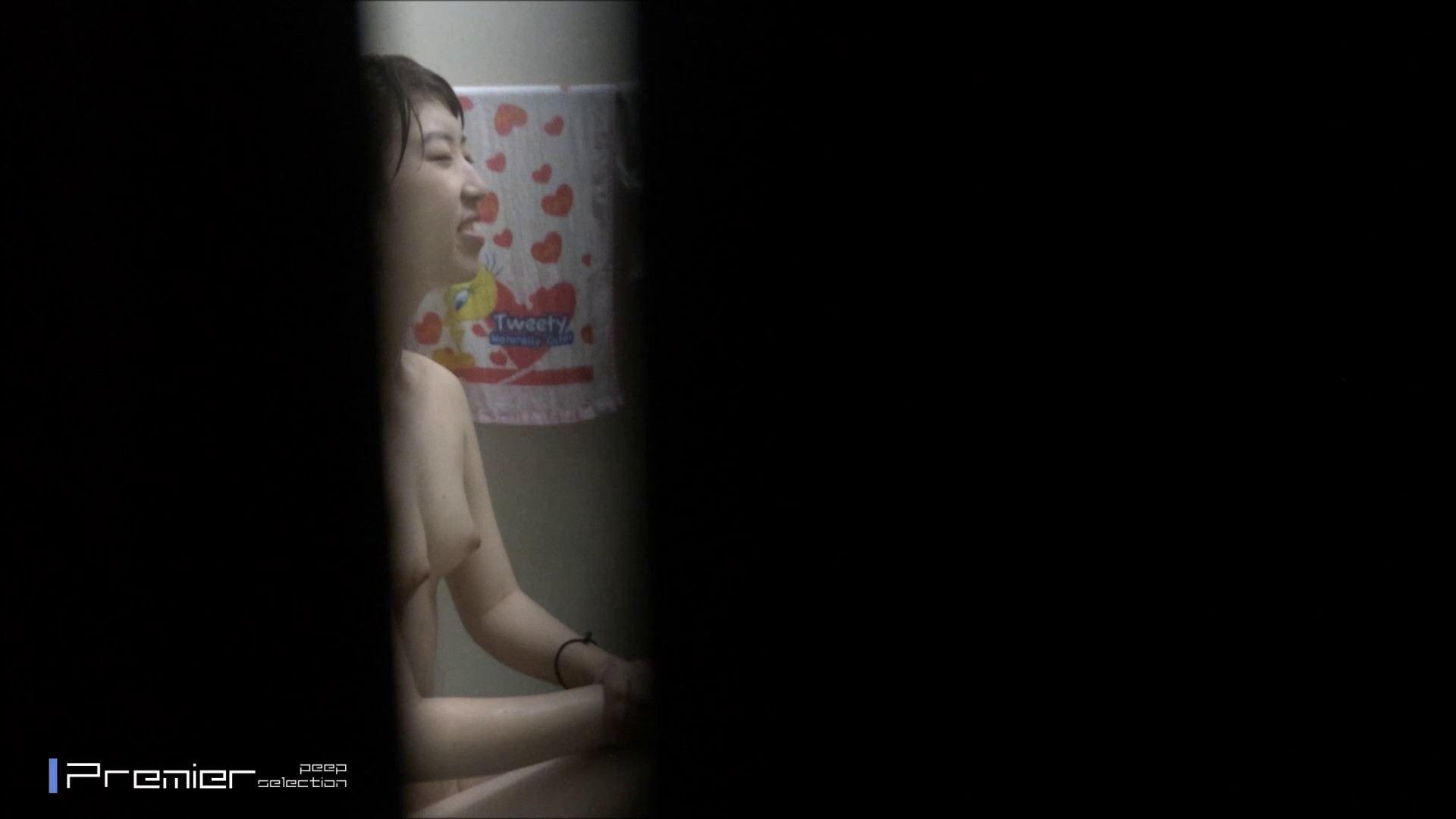 笑顔のスポーツ美女 乙女の風呂場 Vol.23 細身・スレンダー AV無料動画キャプチャ 83画像 44