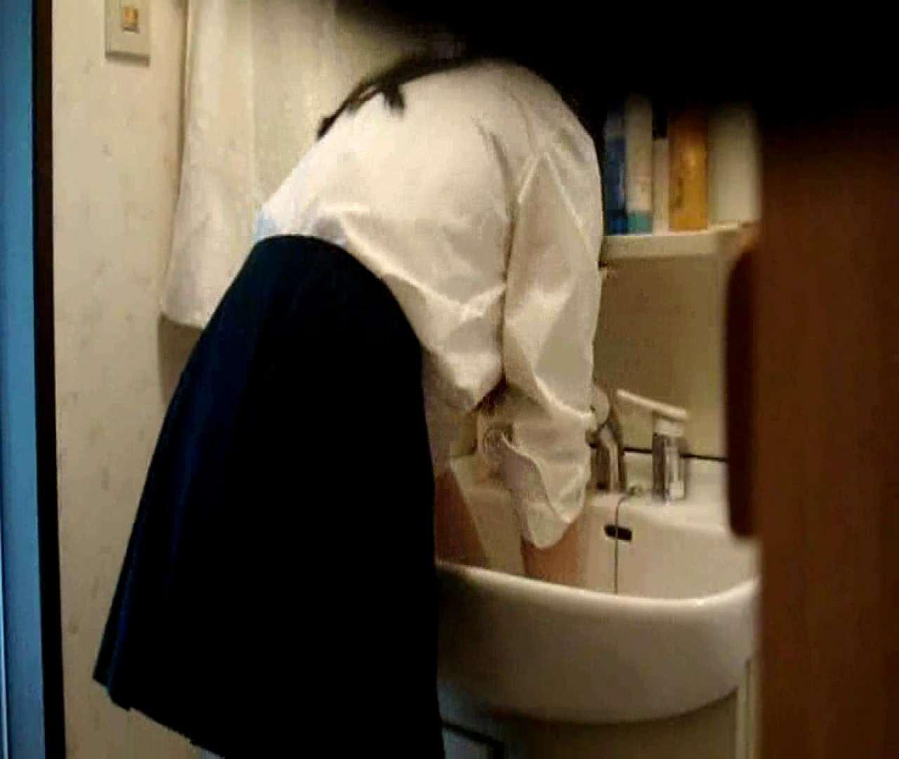 vol.5 まどかが帰宅後の洗顔後にブラを洗ってます。 ○族 ヌード画像 21画像 3