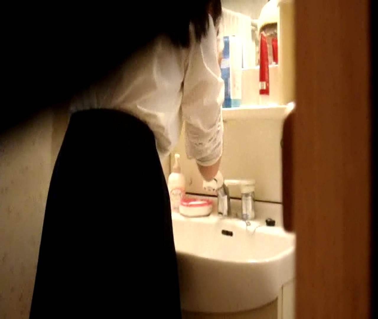 vol.5 まどかが帰宅後の洗顔後にブラを洗ってます。 いじくり | ギャルズ  21画像 9