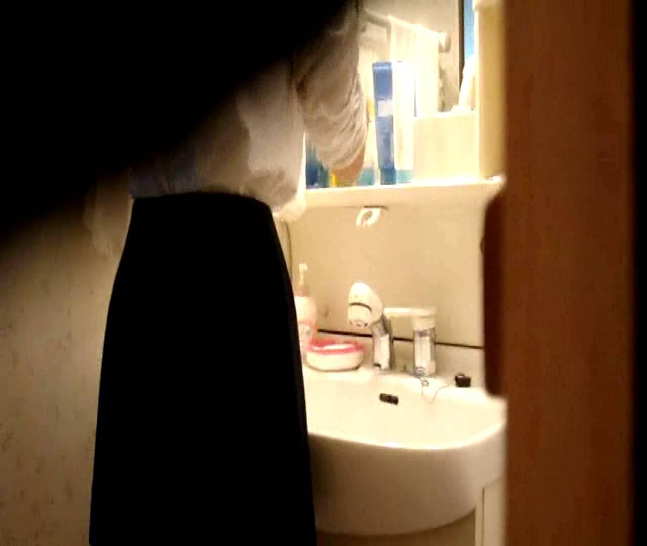 vol.5 まどかが帰宅後の洗顔後にブラを洗ってます。 ○族 ヌード画像 21画像 11