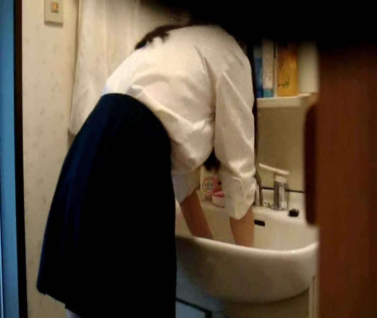 vol.5 まどかが帰宅後の洗顔後にブラを洗ってます。 ○族 ヌード画像 21画像 15
