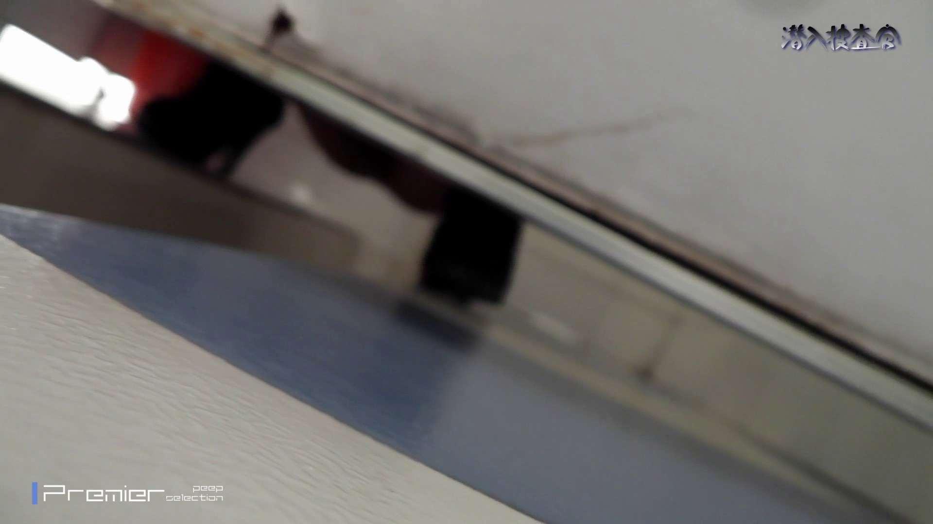 なんだこれ!29 わざと扉を破壊いい風景を撮れました。 洗面所シーン AV無料 47画像 5