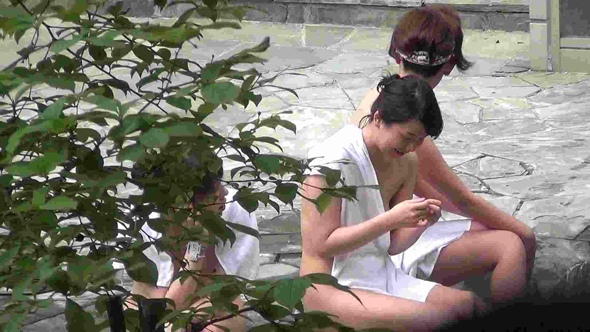 ハイビジョンVol.15 仲良しOL三人組のサービスショット 露天風呂の女子達 セックス画像 50画像 40