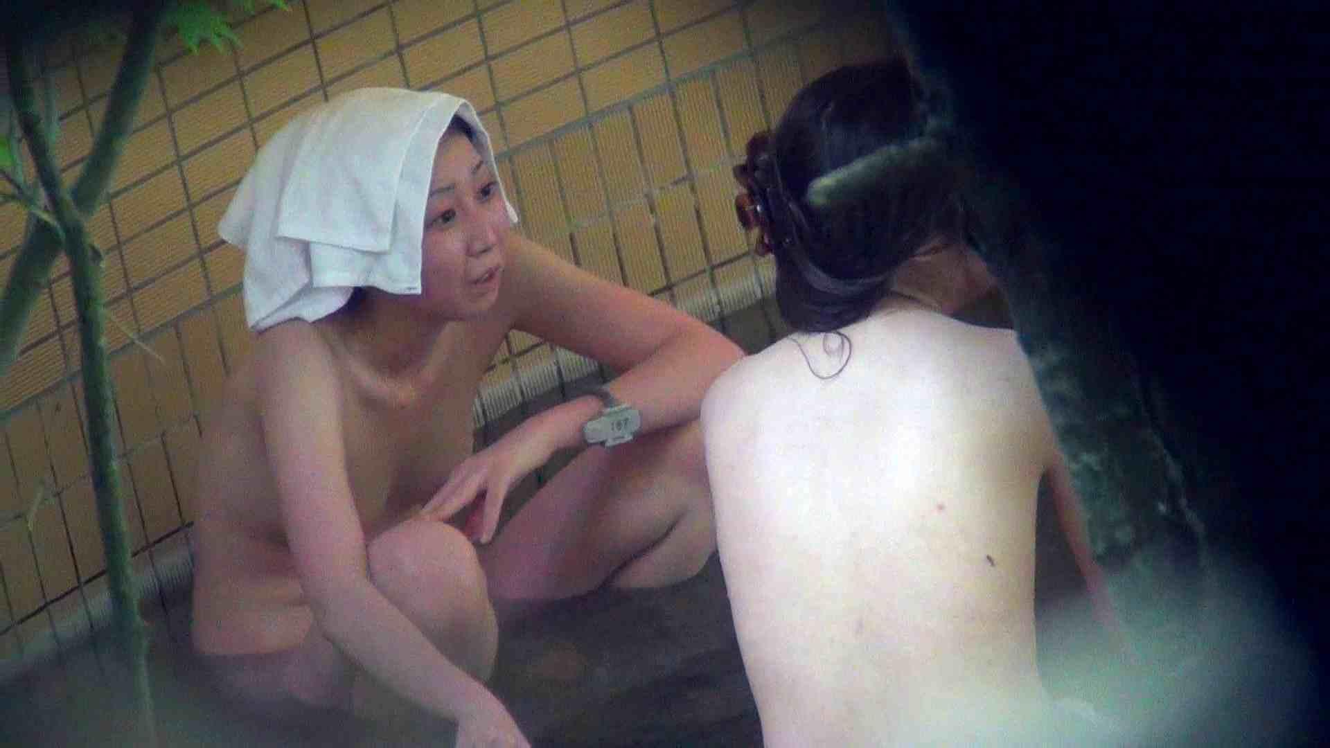 Vol.44 アラサー三人露天風呂女子会開催中 美乳 濡れ場動画紹介 56画像 45