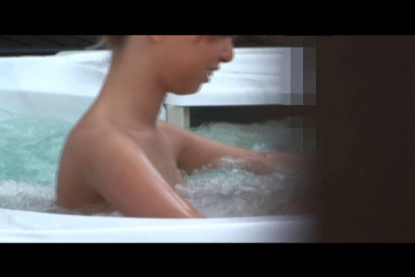 貸切露天 発情カップル! vol.05 露天風呂の女子達 | カップル  85画像 17