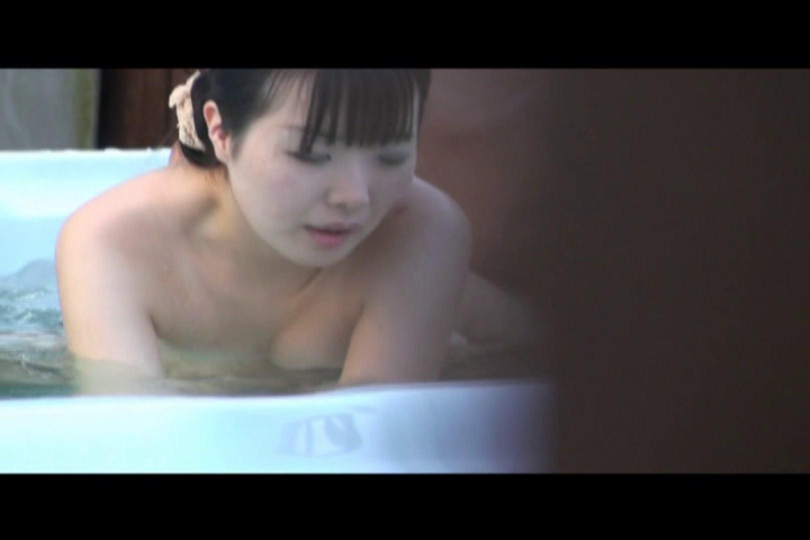 貸切露天 発情カップル! vol.09 カップル   露天風呂の女子達  43画像 41