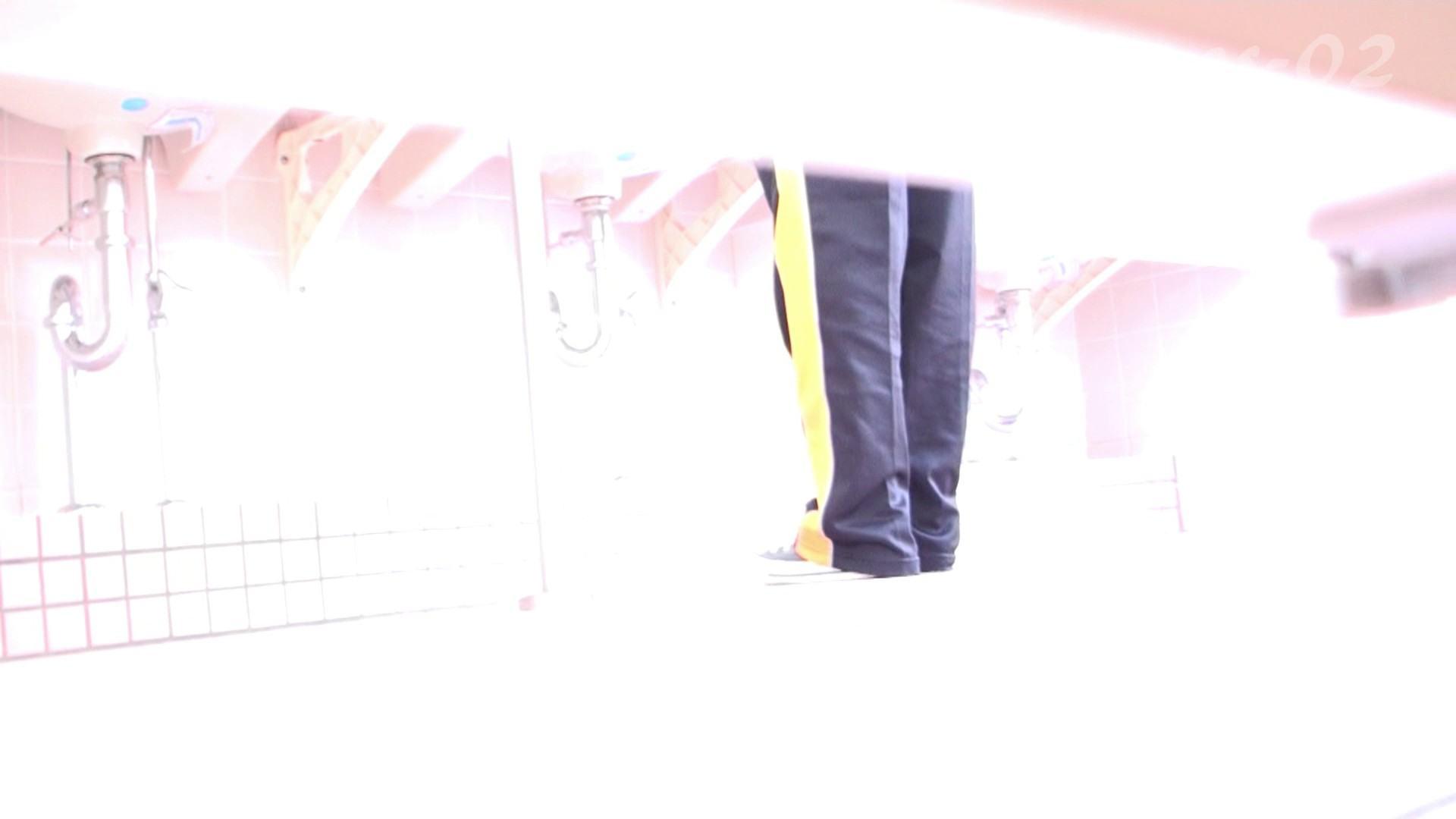 ※100個限定販売 至高下半身盗撮-プレミアム-【体育館編】VOL.2 洗面所シーン  63画像 20
