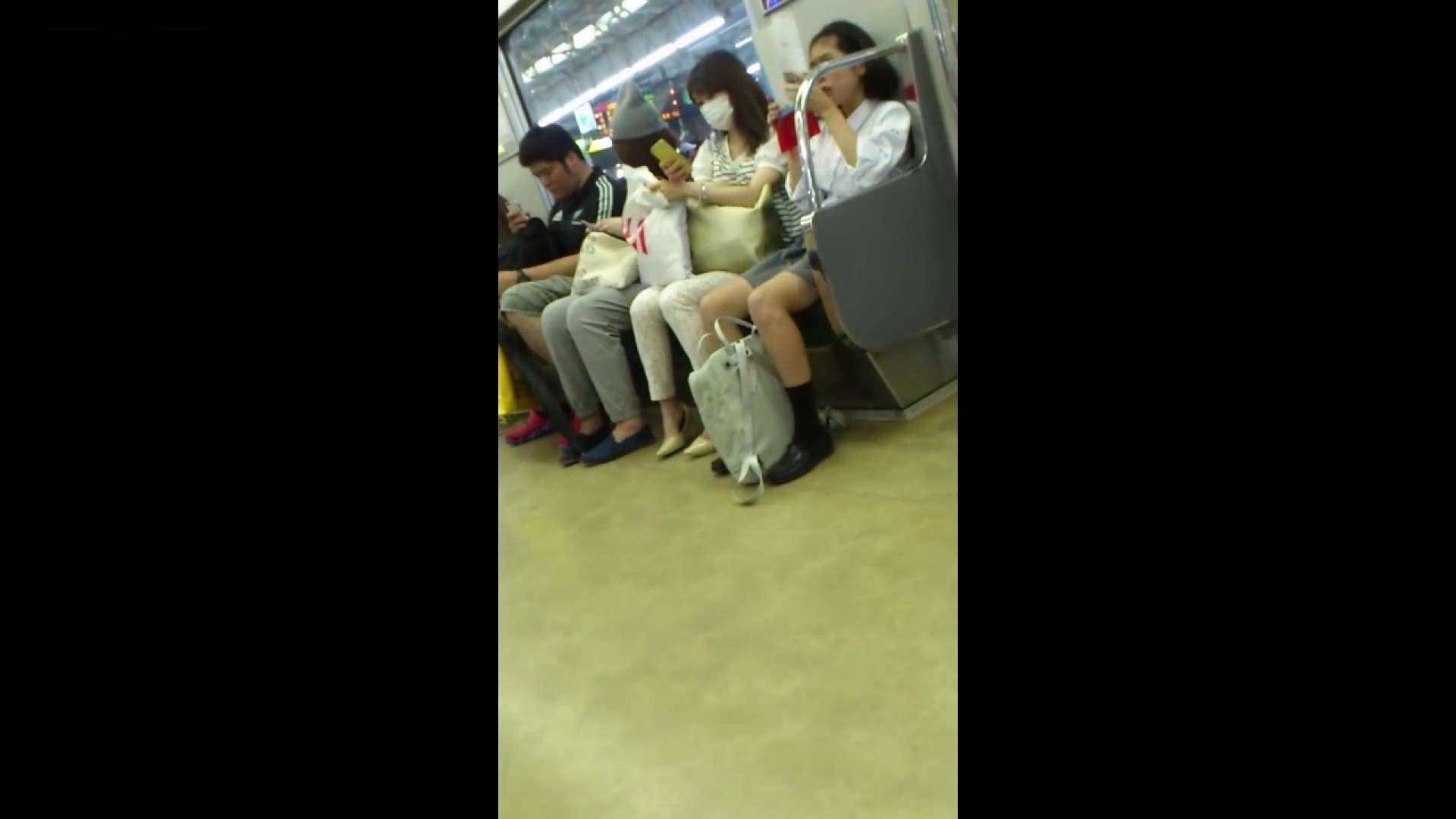 盗撮列車 vol.05 制月反のスカートの中が…見たいです。 むっちり体型 濡れ場動画紹介 64画像 7