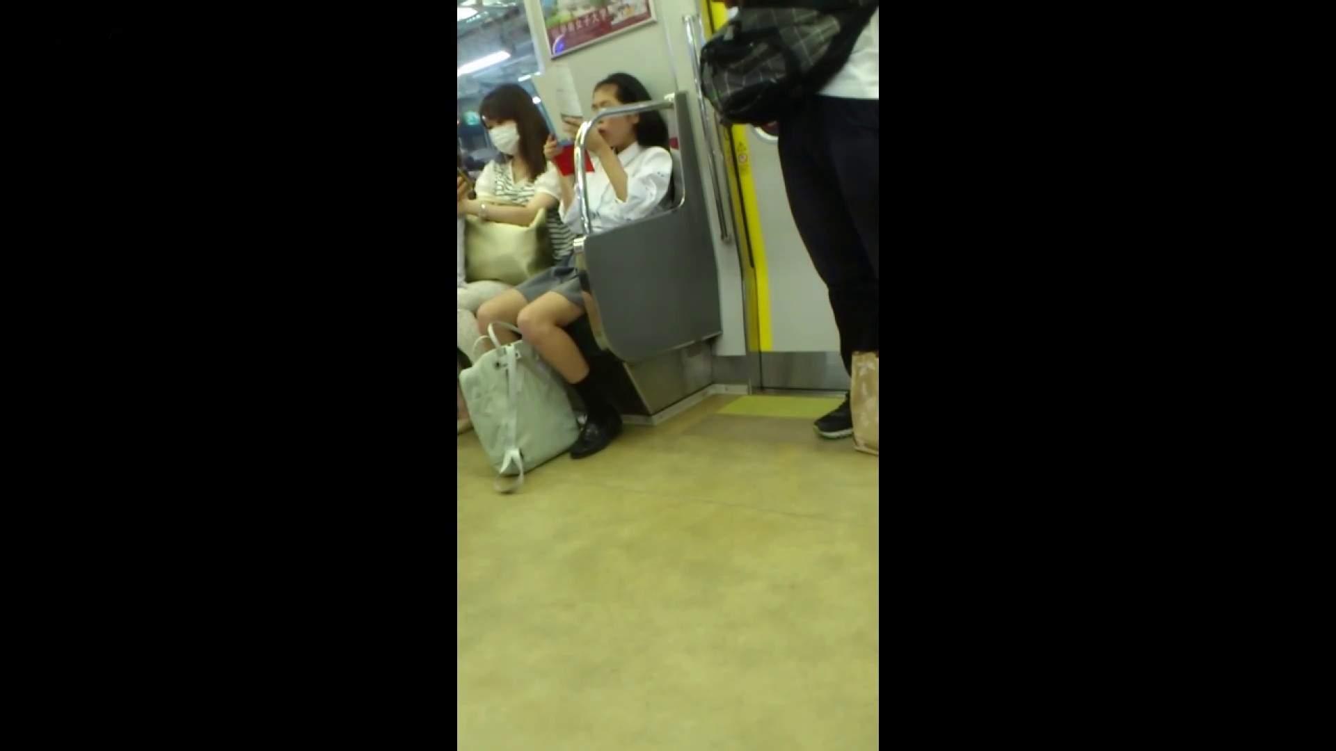 盗撮列車 vol.05 制月反のスカートの中が…見たいです。 高画質動画 アダルト動画キャプチャ 64画像 15