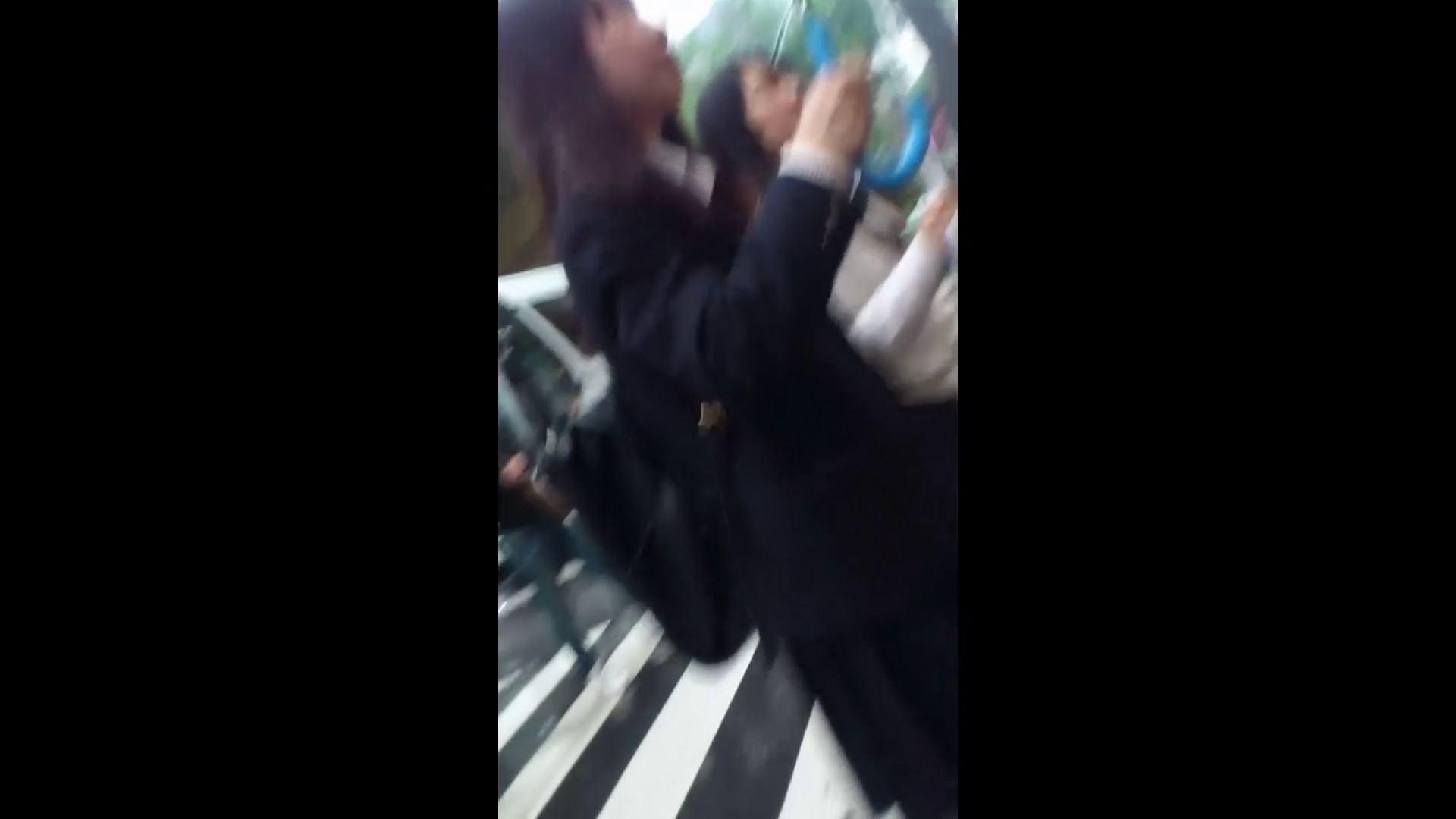 盗撮列車 Vol.50 制月反姿の妄想 パンチラ・ギャル AV無料動画キャプチャ 34画像 15