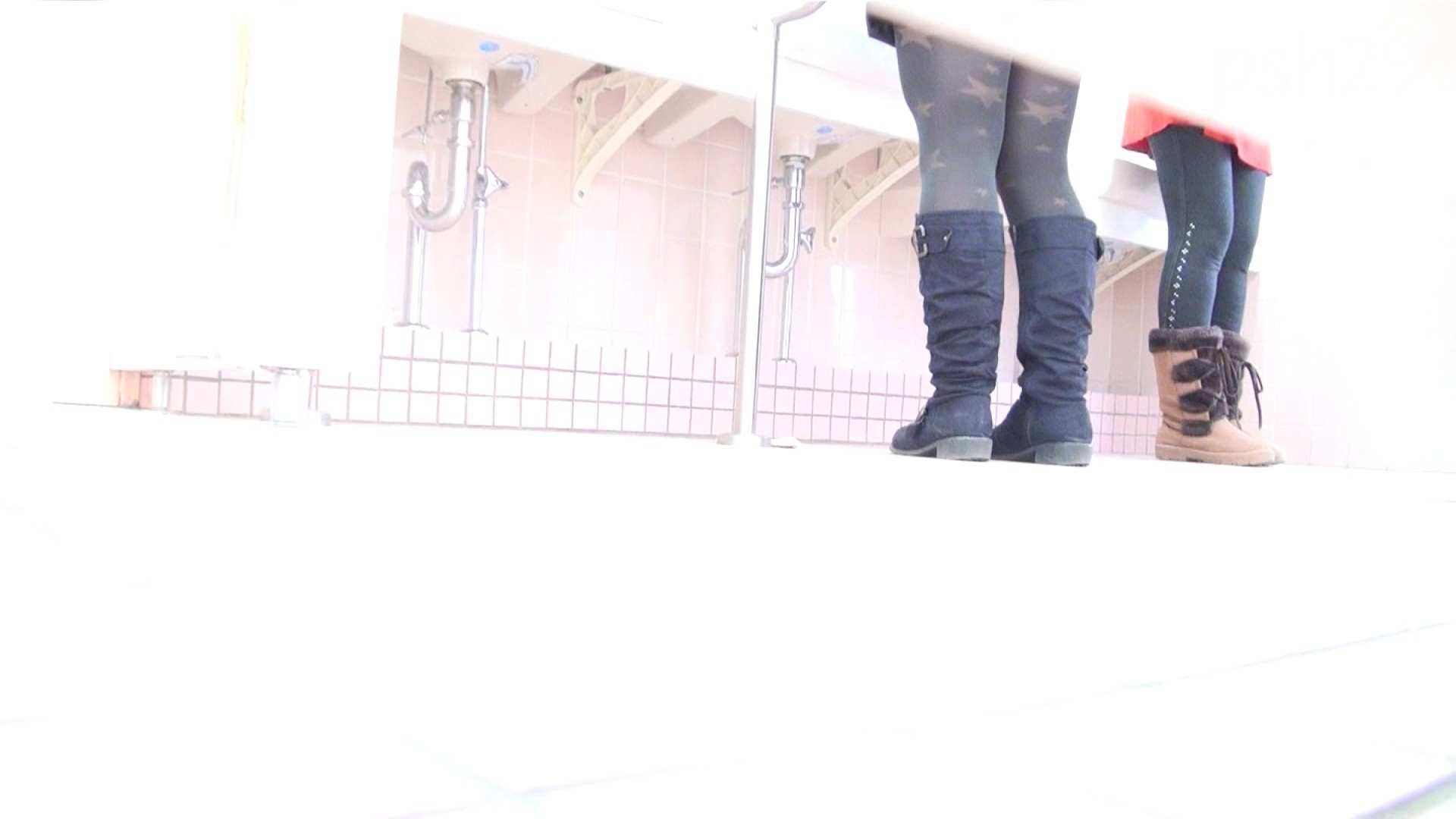 ▲復活限定▲ハイビジョン 盗神伝 Vol.29 洗面所シーン オメコ動画キャプチャ 85画像 16