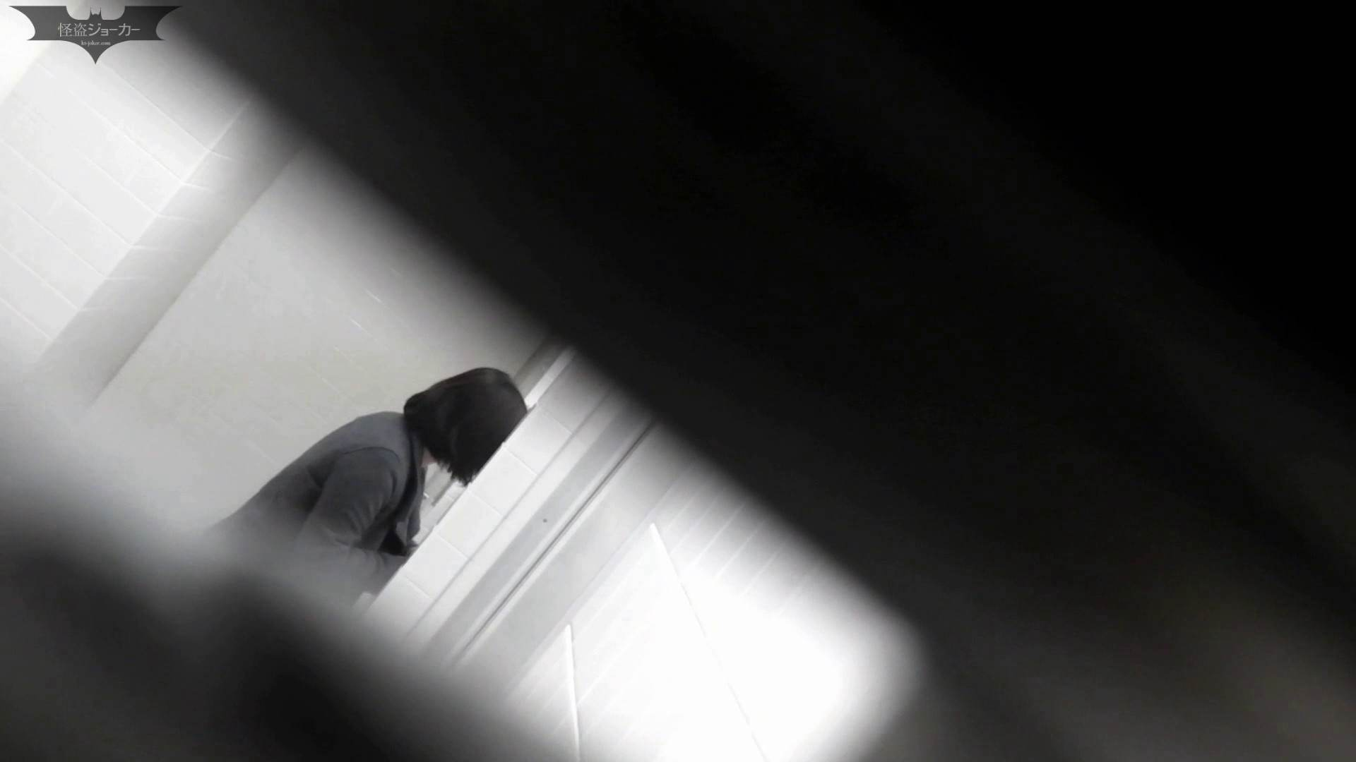 「洗面所突入レポート!!」vol.56まず並ぶ所から!決して真似しないでください 洗面所シーン オマンコ動画キャプチャ 83画像 54