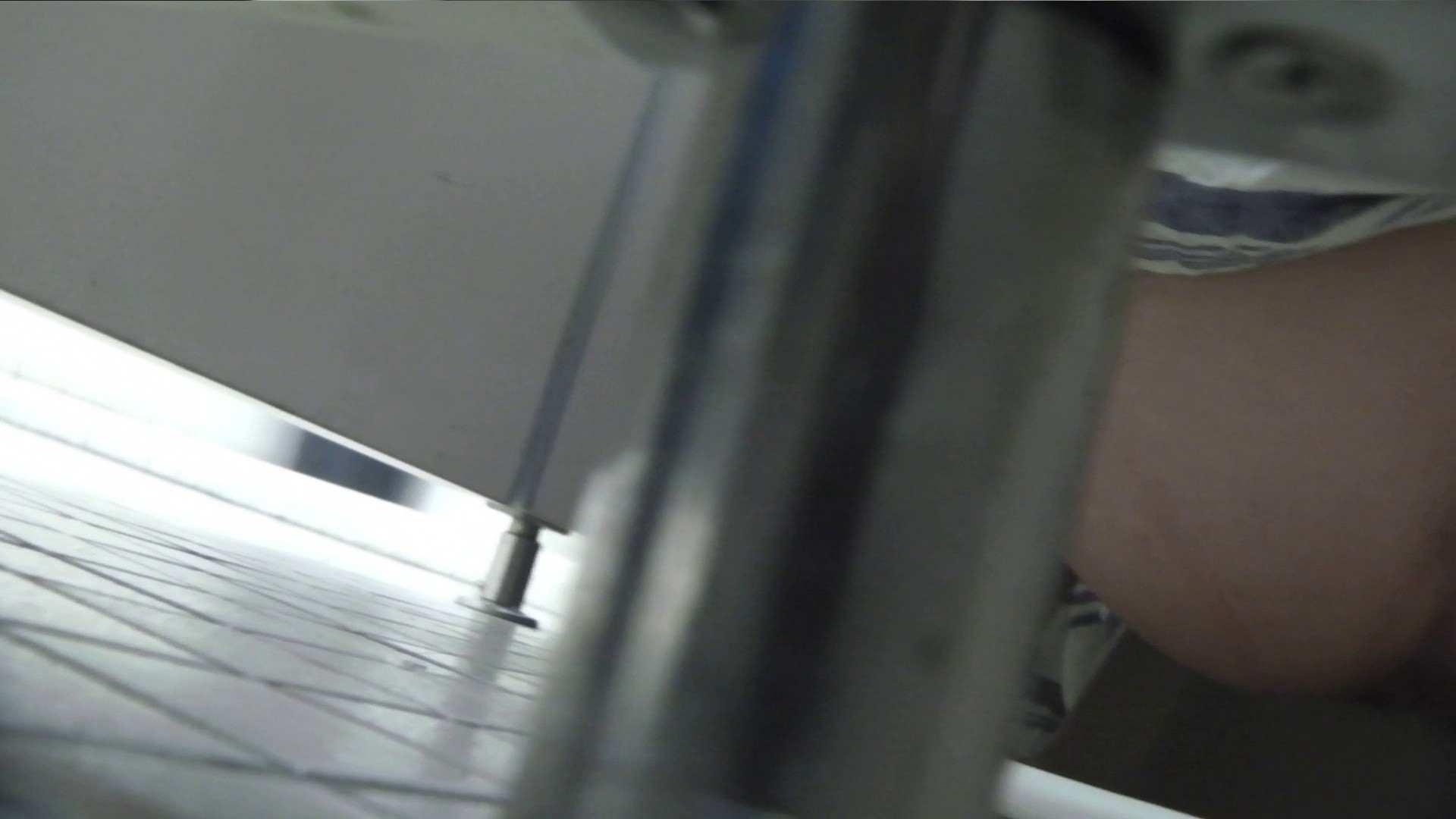 お銀さんの「洗面所突入レポート!!」Nol.12 ギャルズ おまんこ動画流出 47画像 38