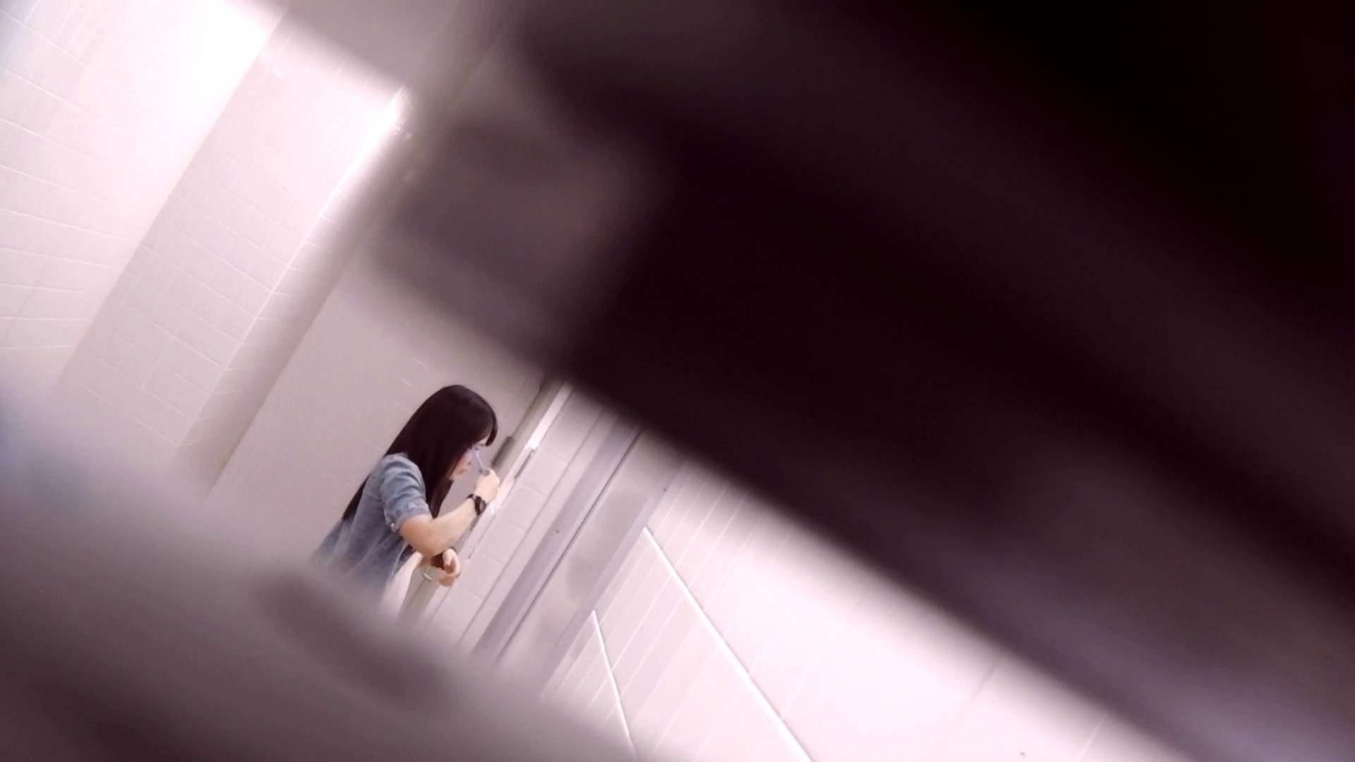 お銀さんの「洗面所突入レポート!!」Nol.13 エッチなお姉さん   丸見え  49画像 7