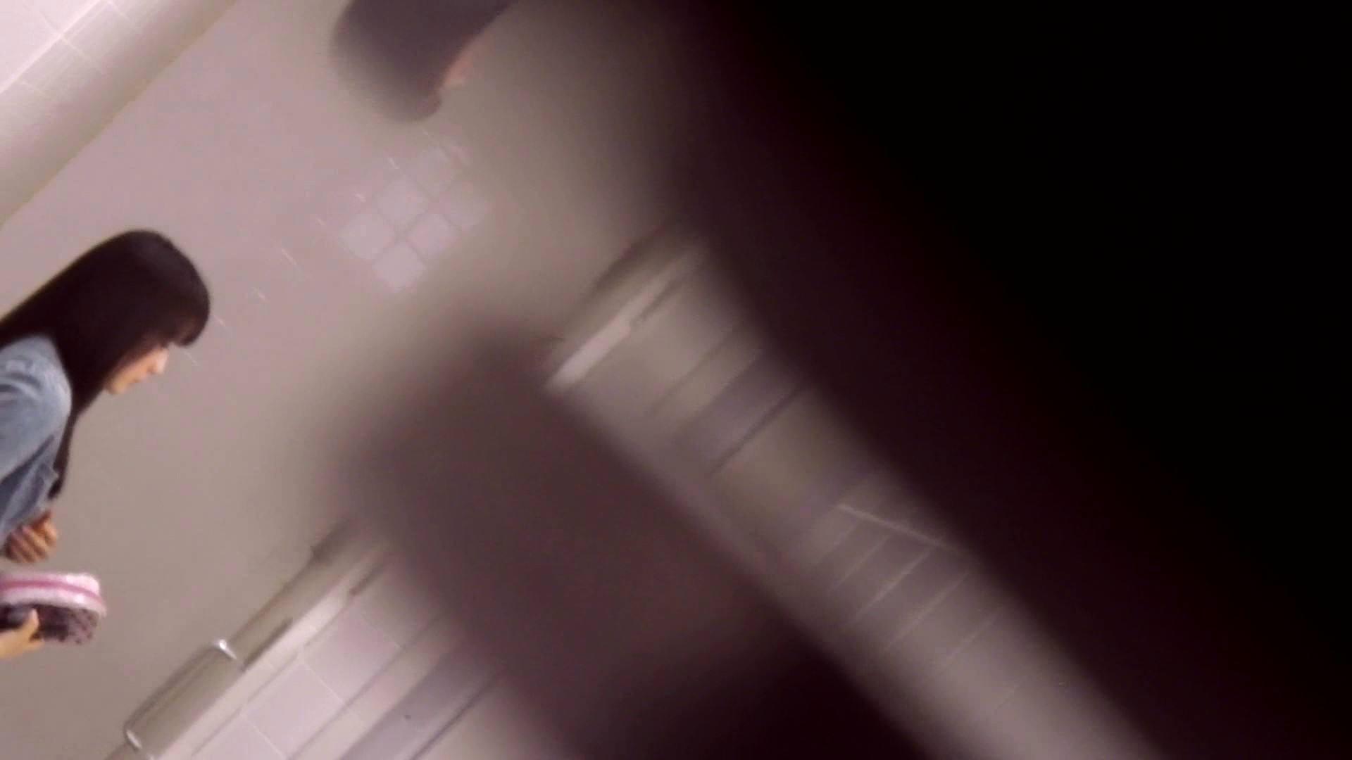 お銀さんの「洗面所突入レポート!!」Nol.13 盛合せ われめAV動画紹介 49画像 9