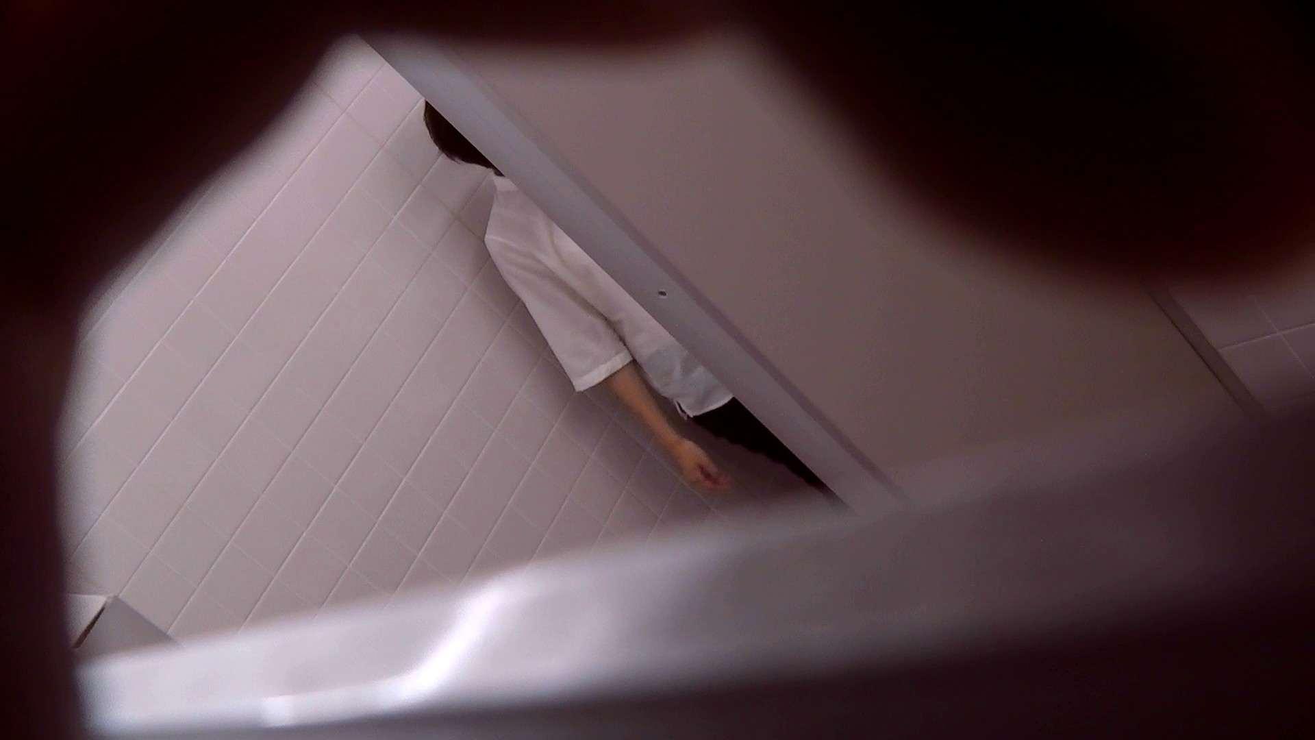 お銀さんの「洗面所突入レポート!!」Nol.14 エッチなお姉さん オメコ動画キャプチャ 102画像 3