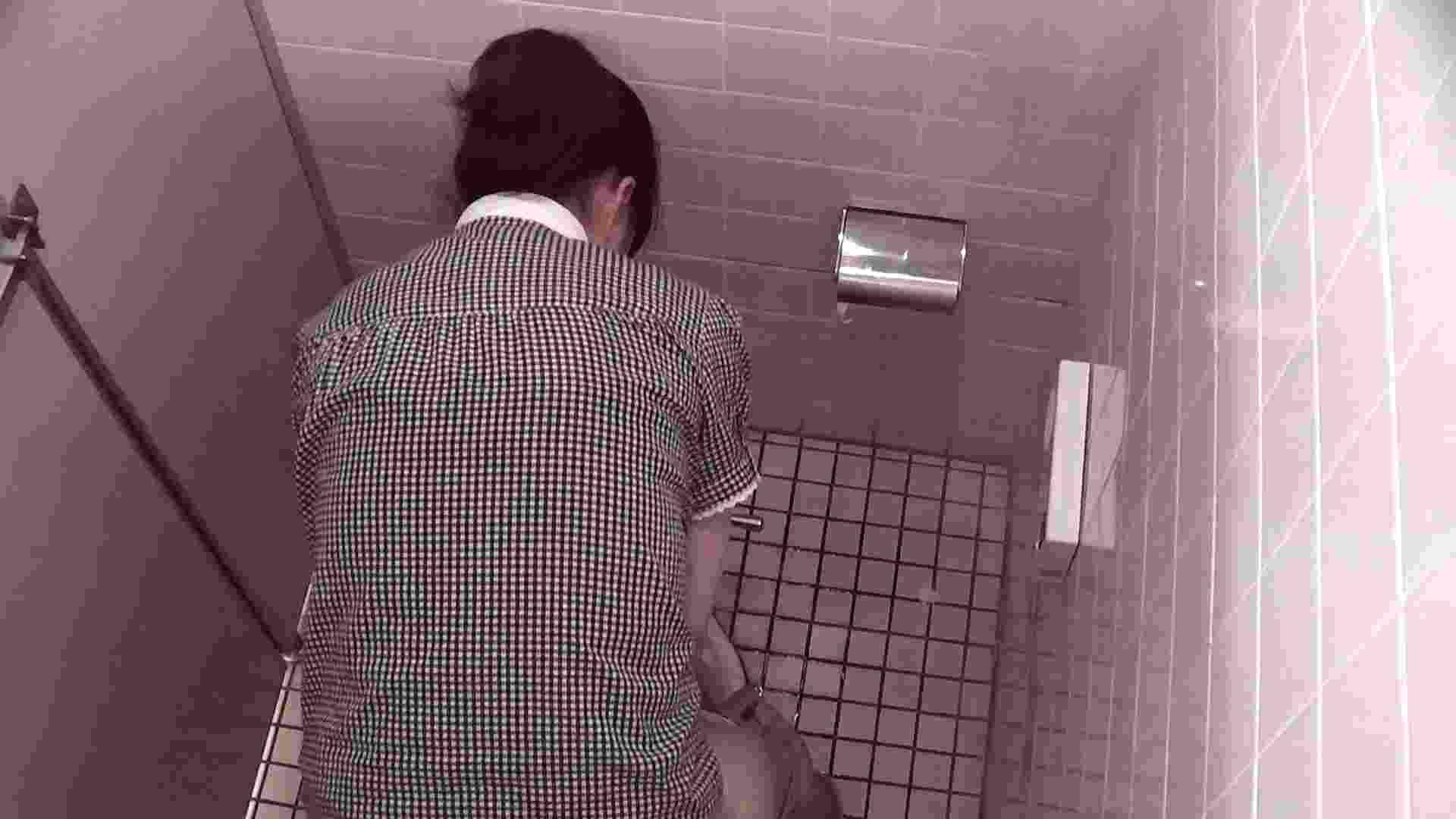 お銀さんの「洗面所突入レポート!!」Nol.14 丸見え オマンコ動画キャプチャ 102画像 20