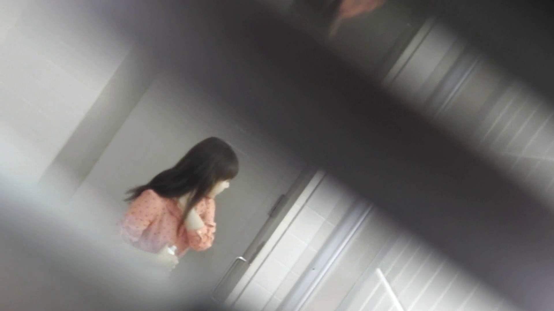 お銀さんの「洗面所突入レポート!!」 vol.28小島陽菜似のピンクオシャレさん 盛合せ | ギャルズ  97画像 21