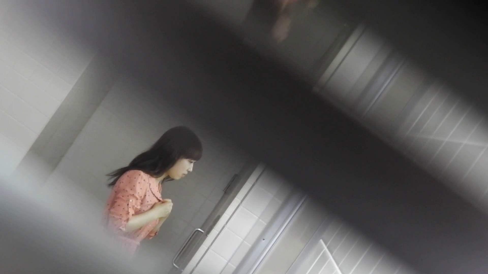 お銀さんの「洗面所突入レポート!!」 vol.28小島陽菜似のピンクオシャレさん 丸見え 性交動画流出 97画像 22
