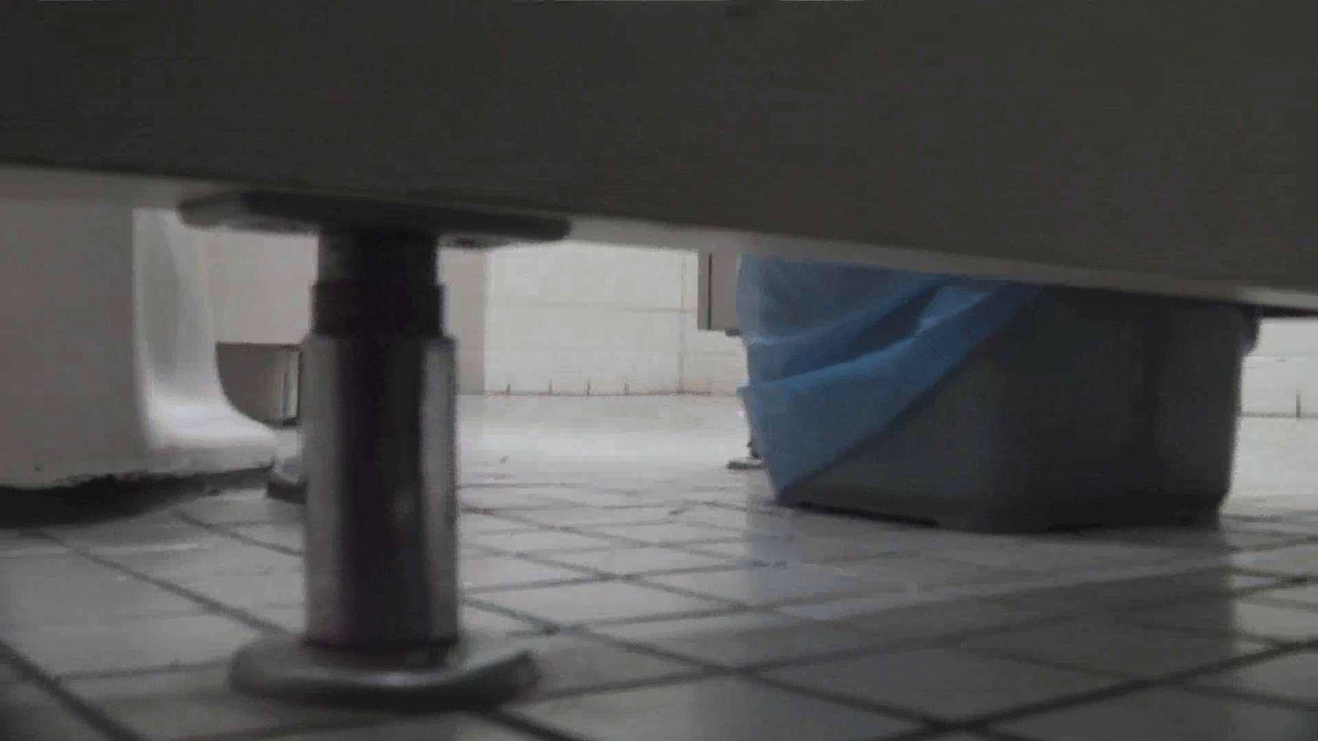 お銀さんの「洗面所突入レポート!!」 vol.30 粒ぞろい 丸見え オメコ動画キャプチャ 86画像 2