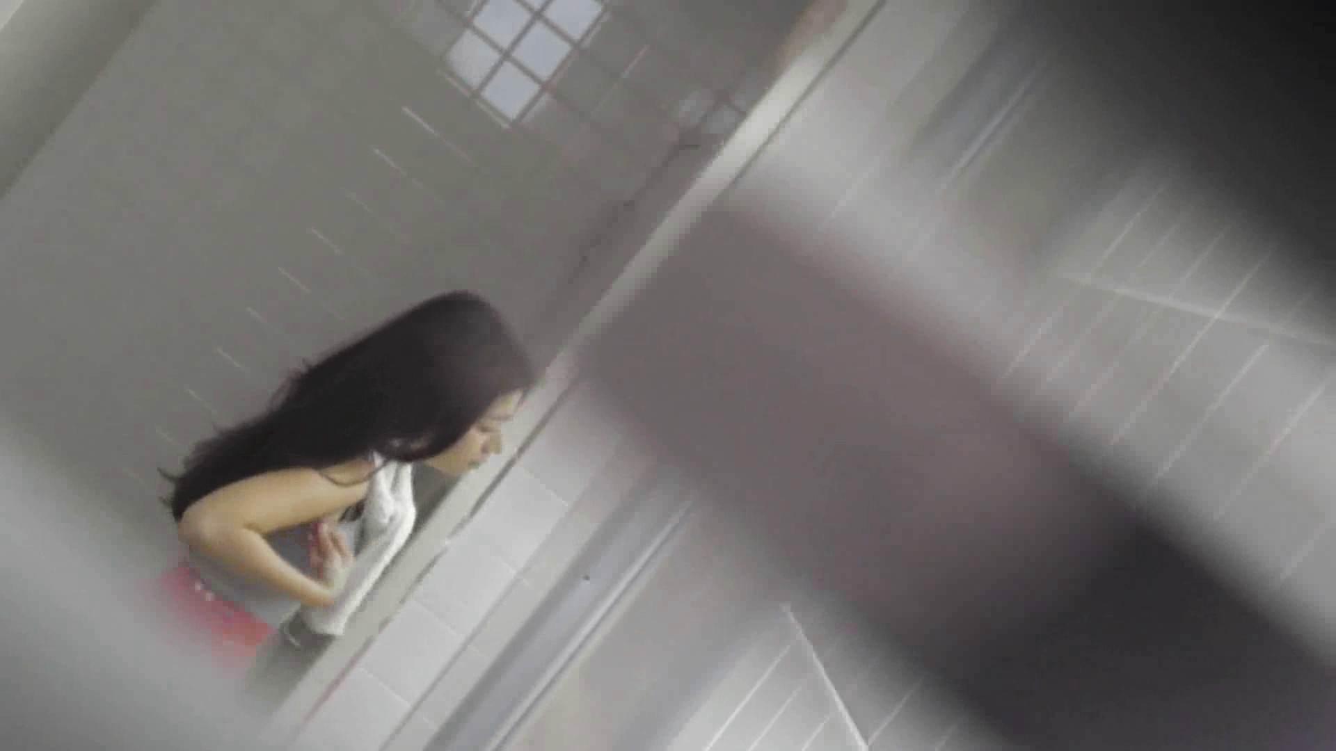お銀さんの「洗面所突入レポート!!」 vol.30 粒ぞろい 美人なお姉さん AV無料動画キャプチャ 86画像 14