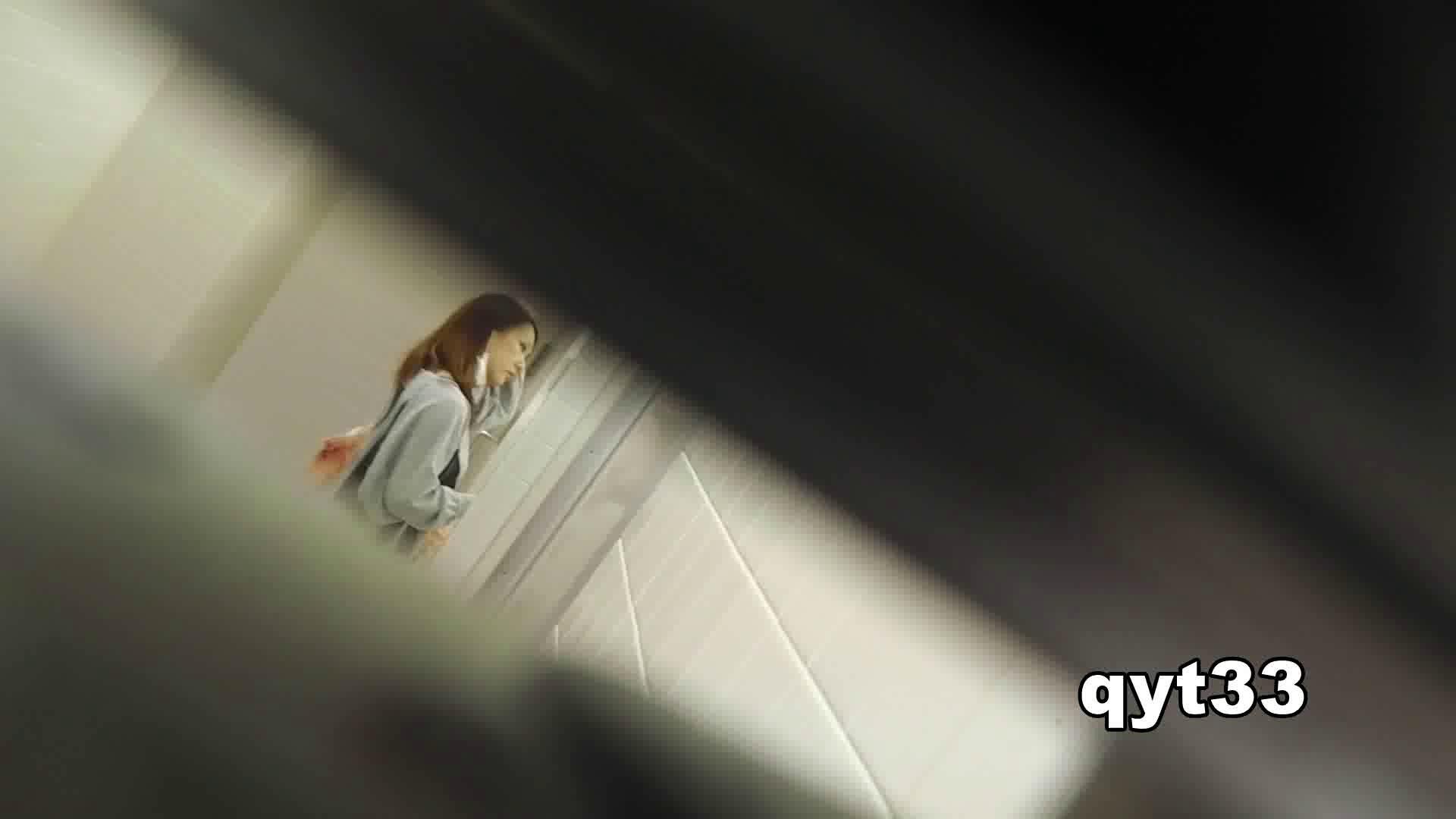 お銀さんの「洗面所突入レポート!!」 vol.33 獲物は逃しません 丸見え AV無料 62画像 47