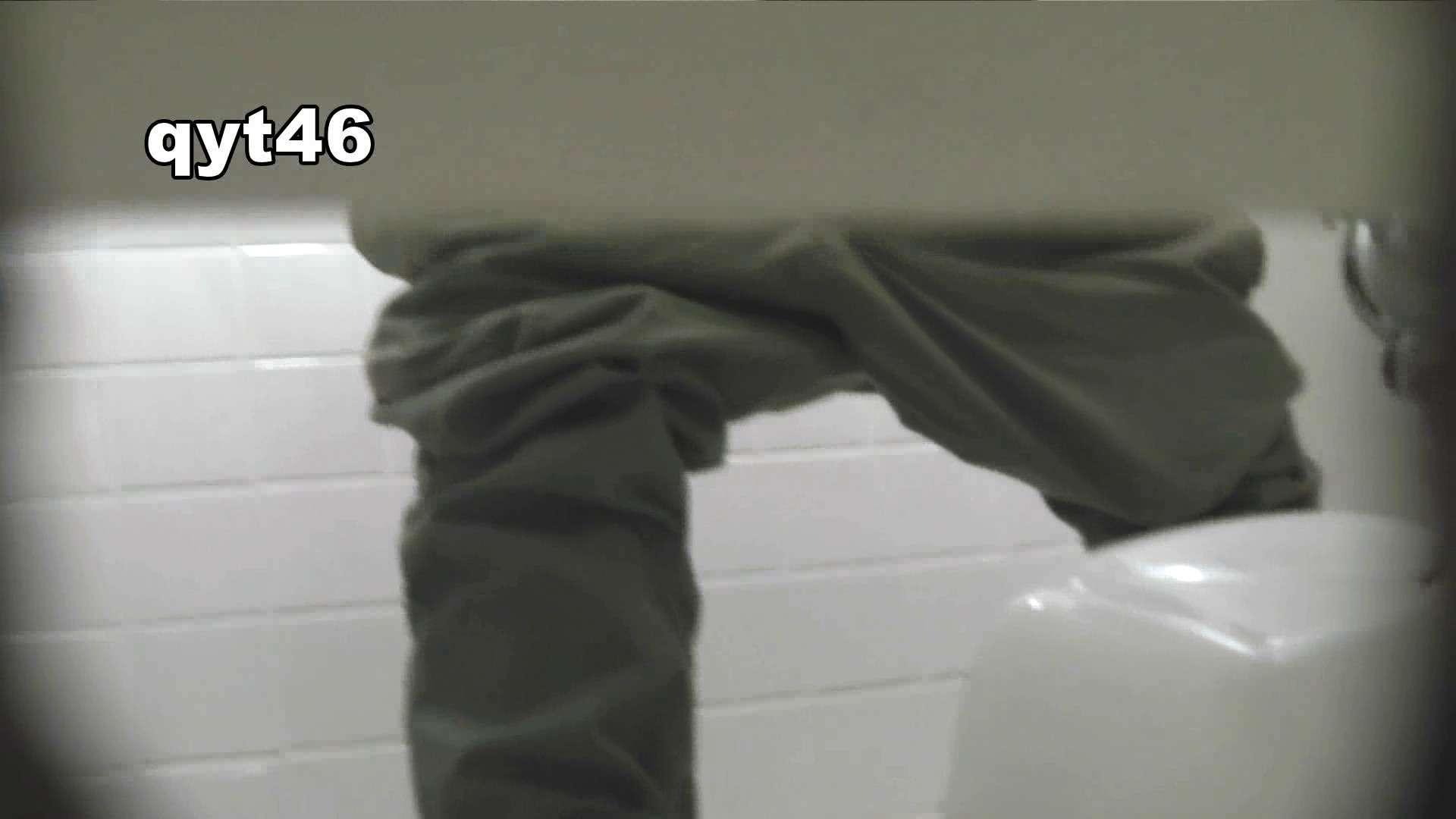 お銀さんの「洗面所突入レポート!!」 vol.46 スッキリさん 洗面所シーン 戯れ無修正画像 93画像 47