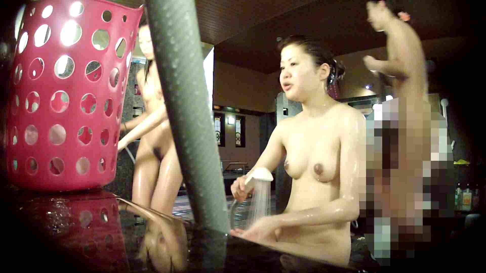 ハイビジョン 洗い場!No.1 うっすら覗く一本道×2 細身・スレンダー セックス画像 88画像 74