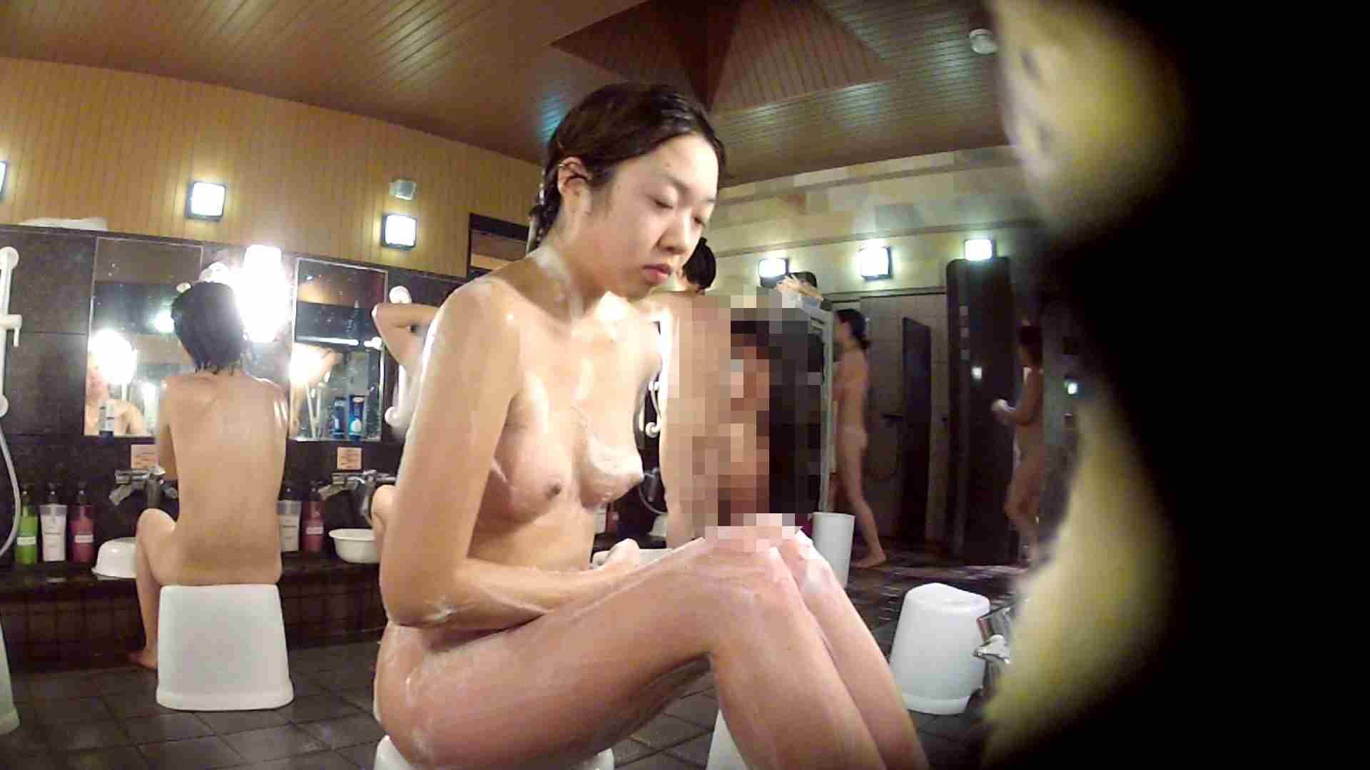 ハイビジョン 洗い場!清楚です!絶対処女です・・・であって欲しい。 銭湯のぞき 性交動画流出 49画像 31