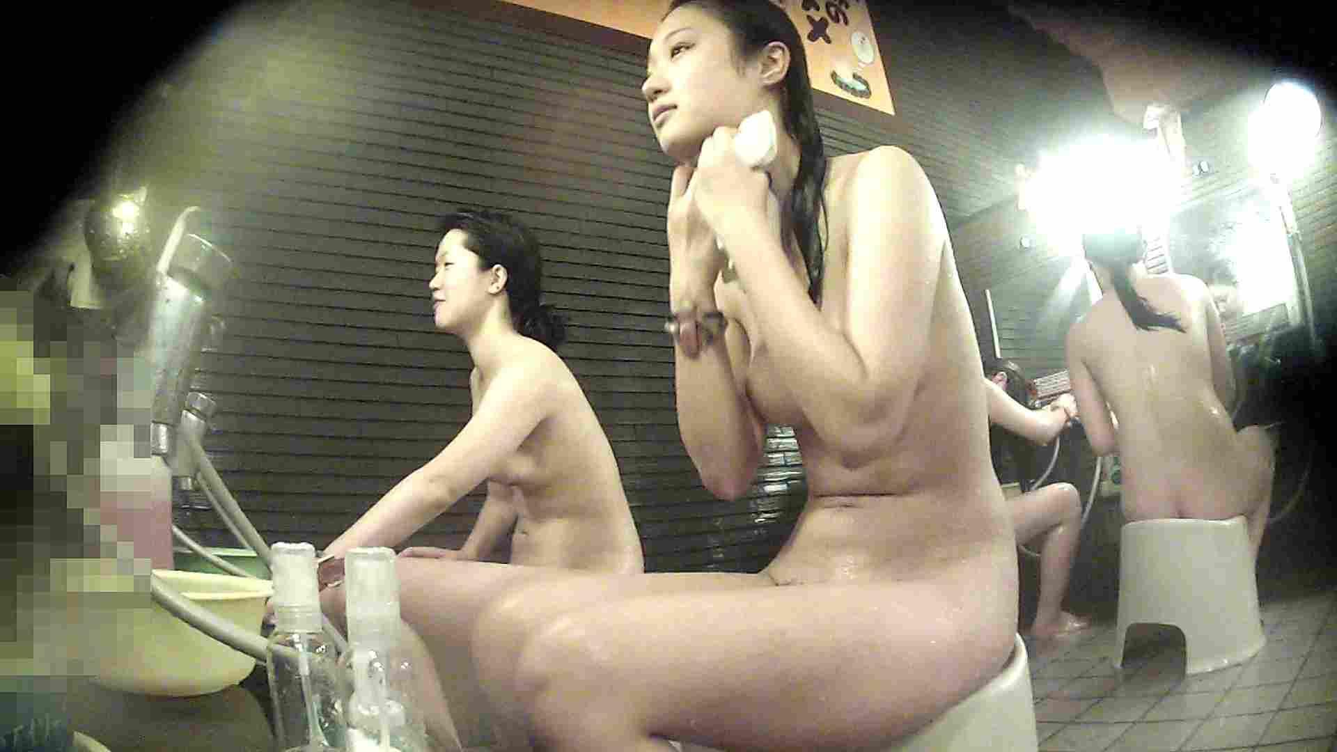 洗い場!神様は不公平・・・全ての要素で勝る手前の子 細身・スレンダー SEX無修正画像 93画像 22