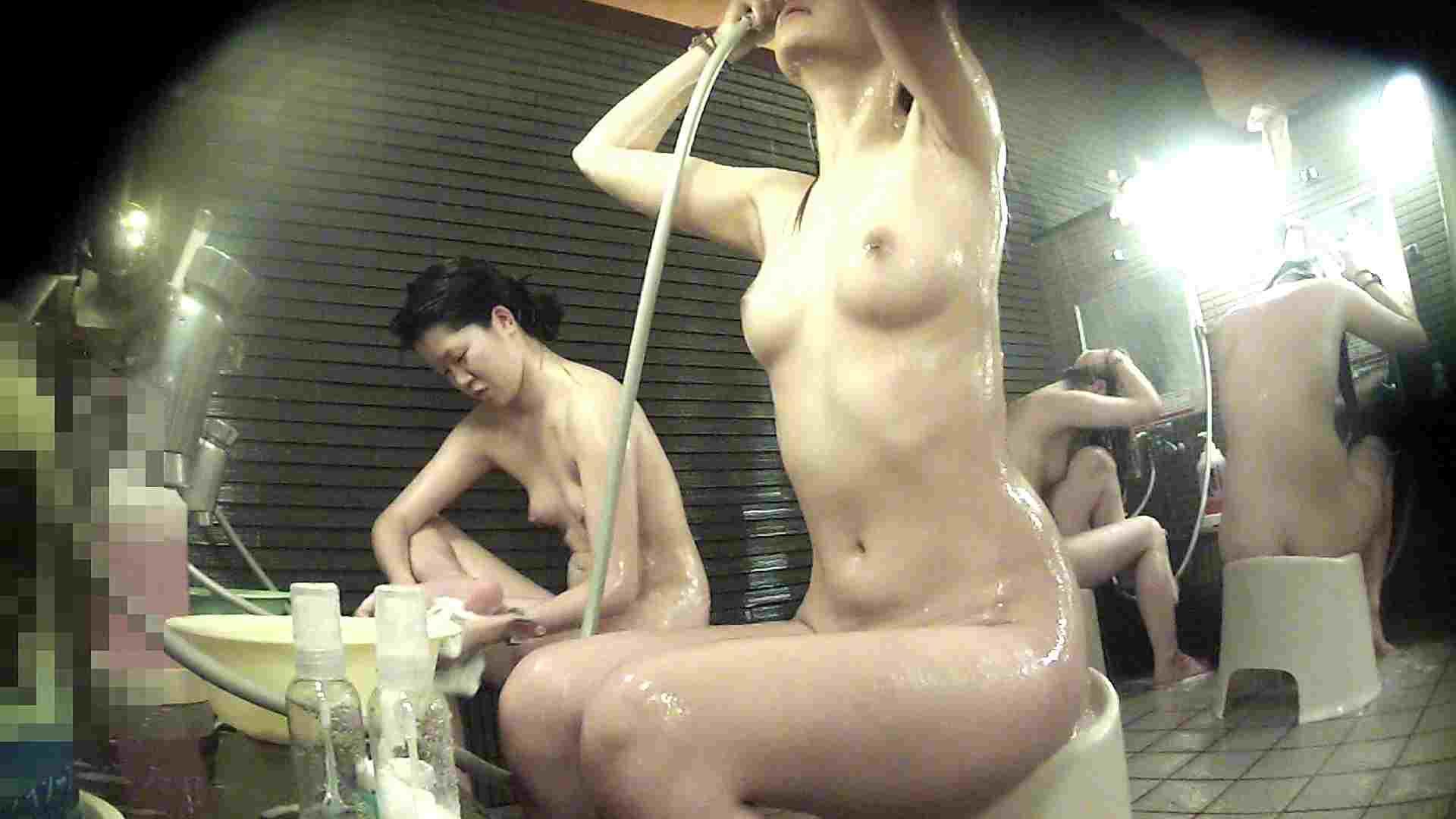 洗い場!神様は不公平・・・全ての要素で勝る手前の子 桃色乳首 われめAV動画紹介 93画像 33