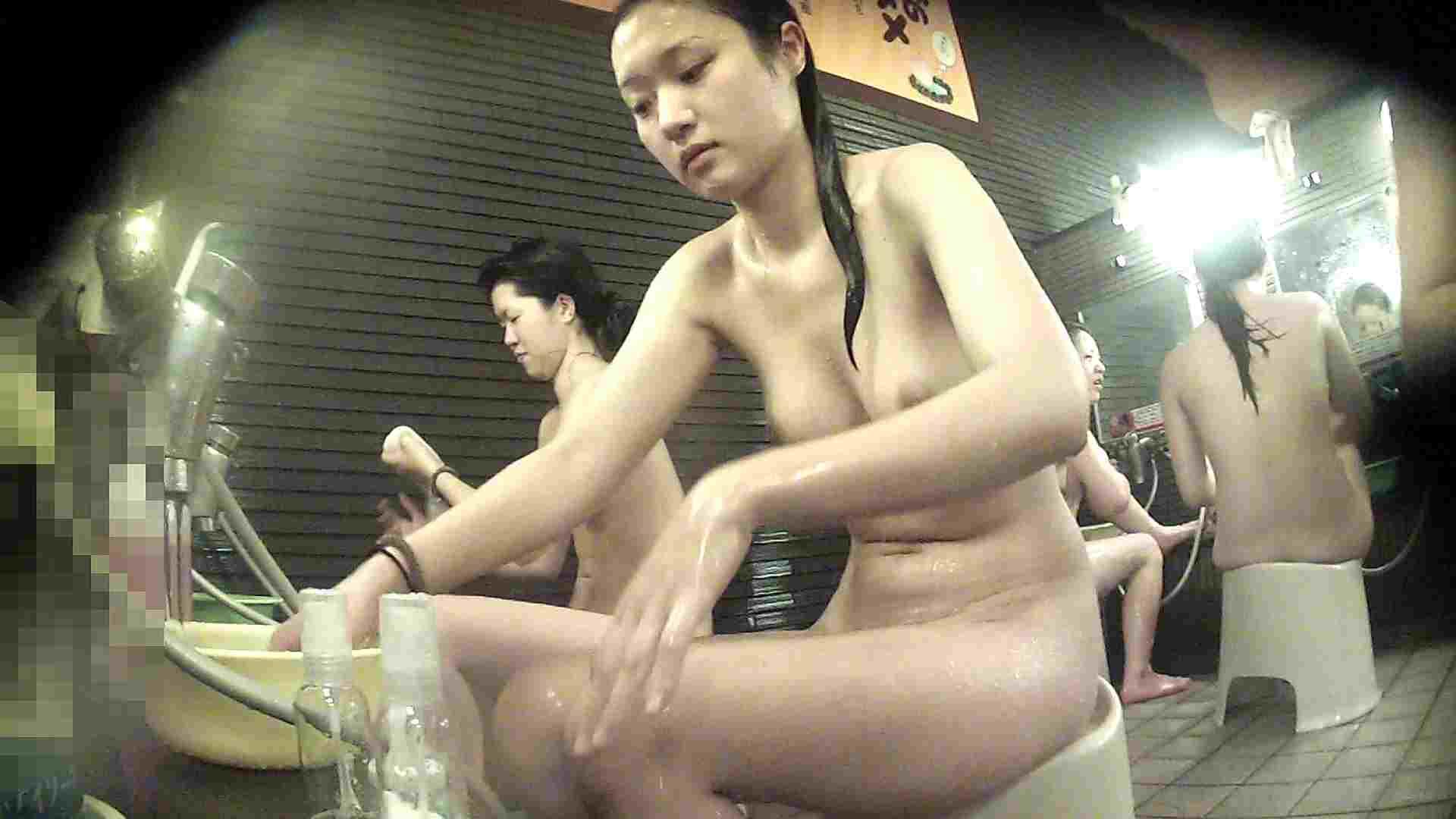 洗い場!神様は不公平・・・全ての要素で勝る手前の子 桃色乳首 われめAV動画紹介 93画像 87