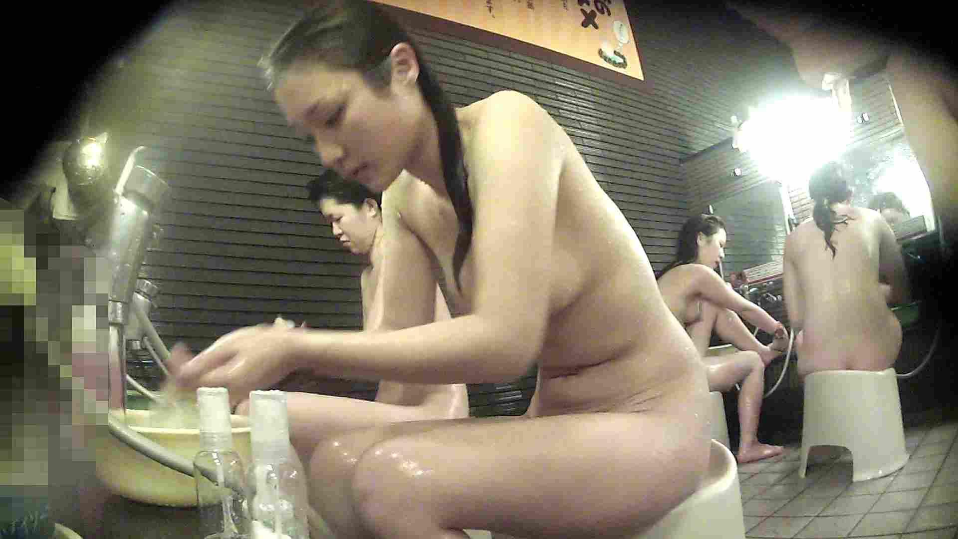 洗い場!神様は不公平・・・全ての要素で勝る手前の子 巨乳 ヌード画像 93画像 88