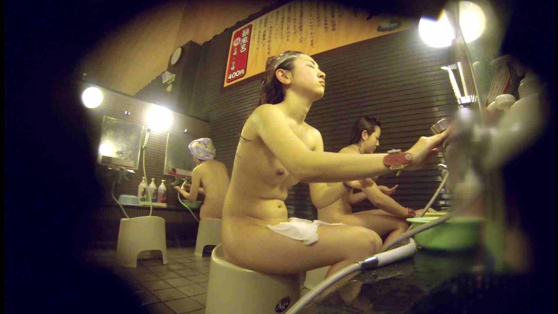 洗い場!しかし・・・綺麗な顔をしてますね。結婚したいな。 細身・スレンダー おめこ無修正画像 31画像 15
