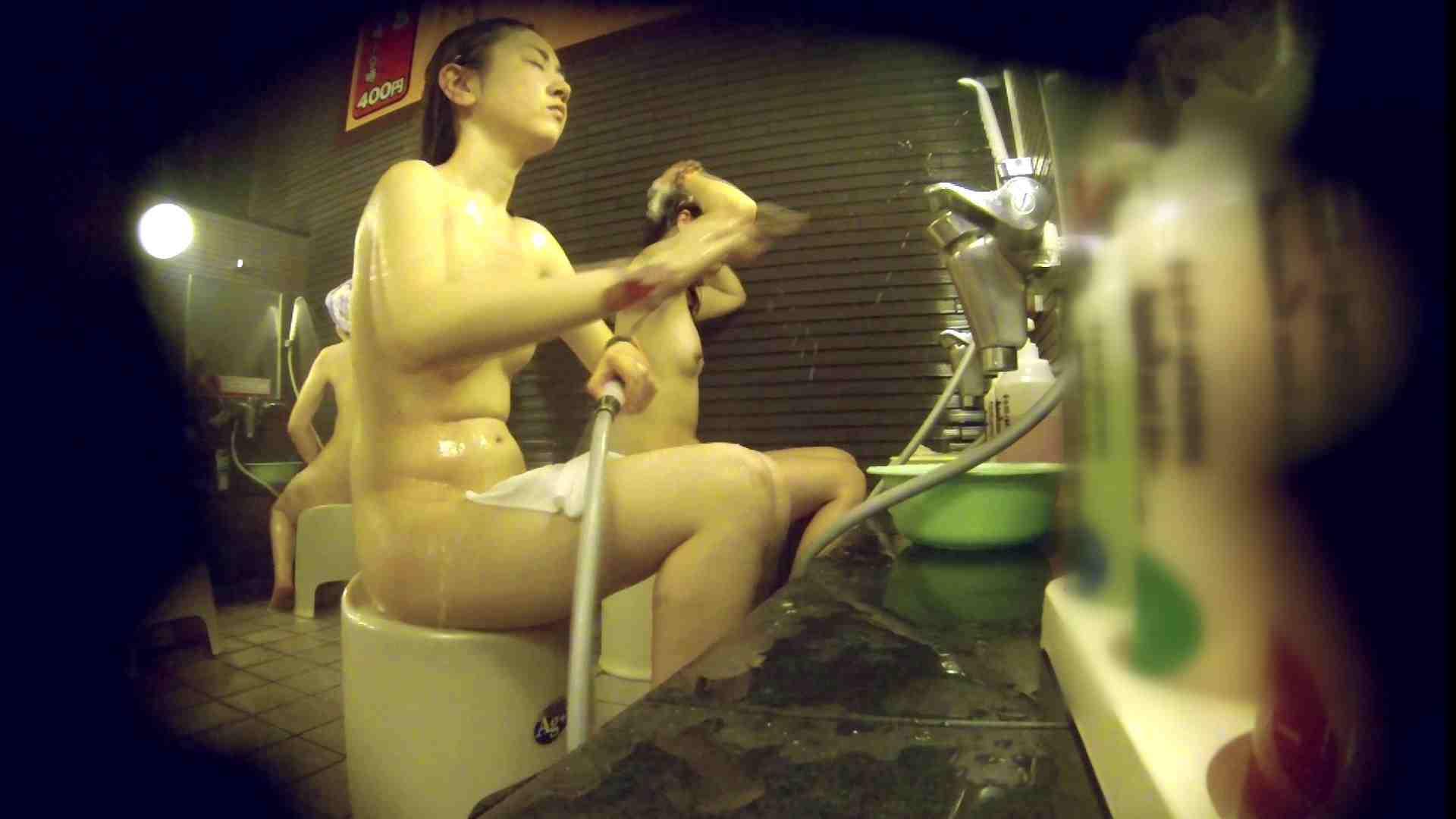 洗い場!しかし・・・綺麗な顔をしてますね。結婚したいな。 細身・スレンダー おめこ無修正画像 31画像 21