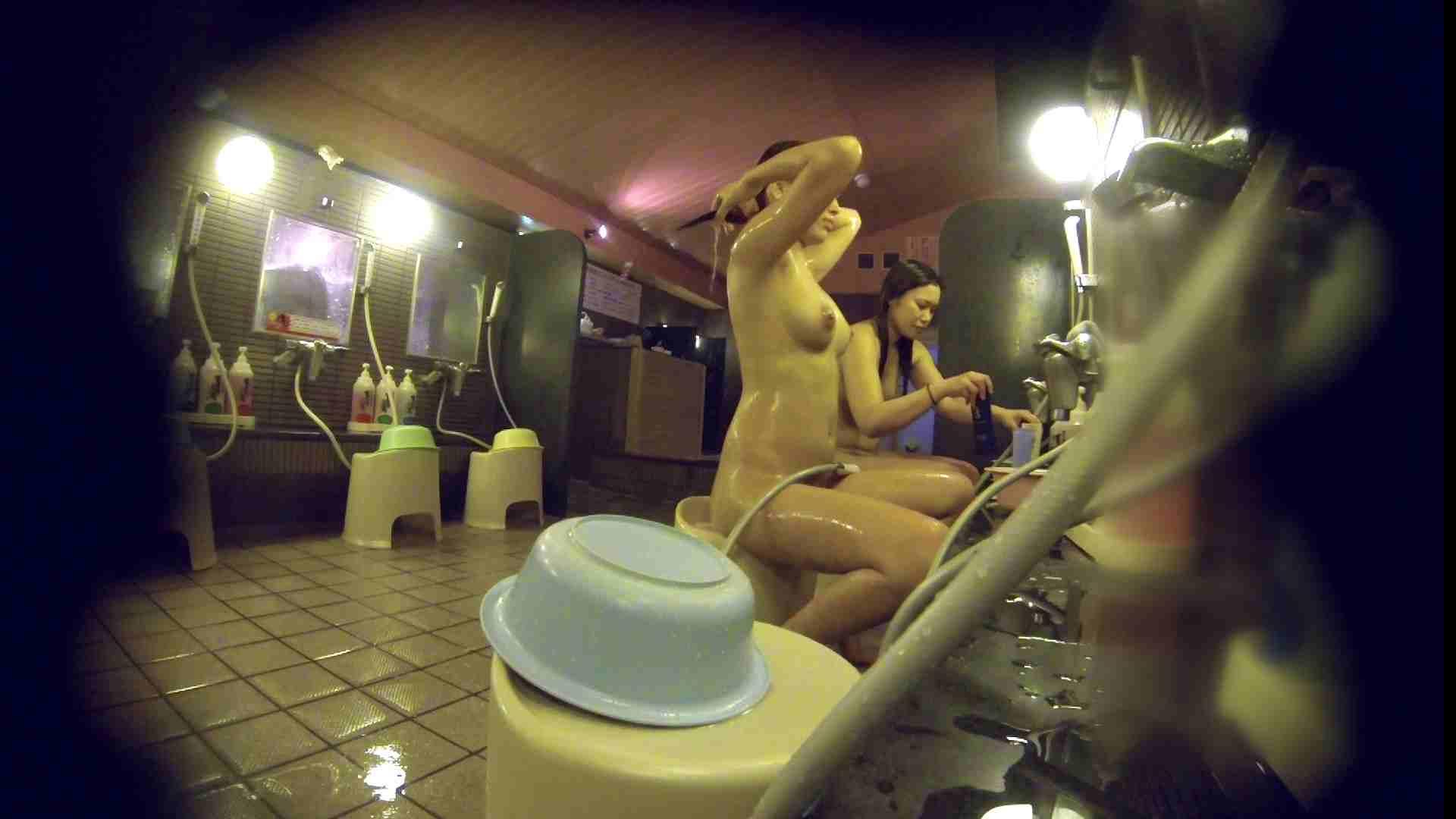 洗い場!スタイル抜群で柔らかそうに揺れるオッパイ 潜入 セックス画像 107画像 59