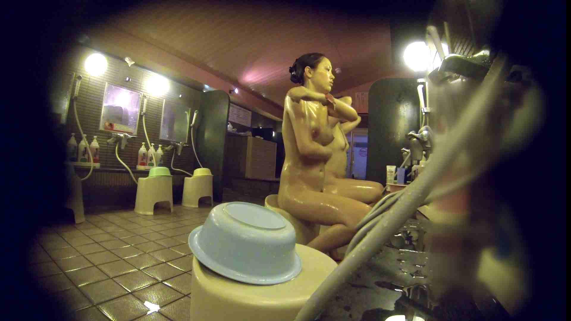 洗い場!スタイル抜群で柔らかそうに揺れるオッパイ 女湯の中 アダルト動画キャプチャ 107画像 67