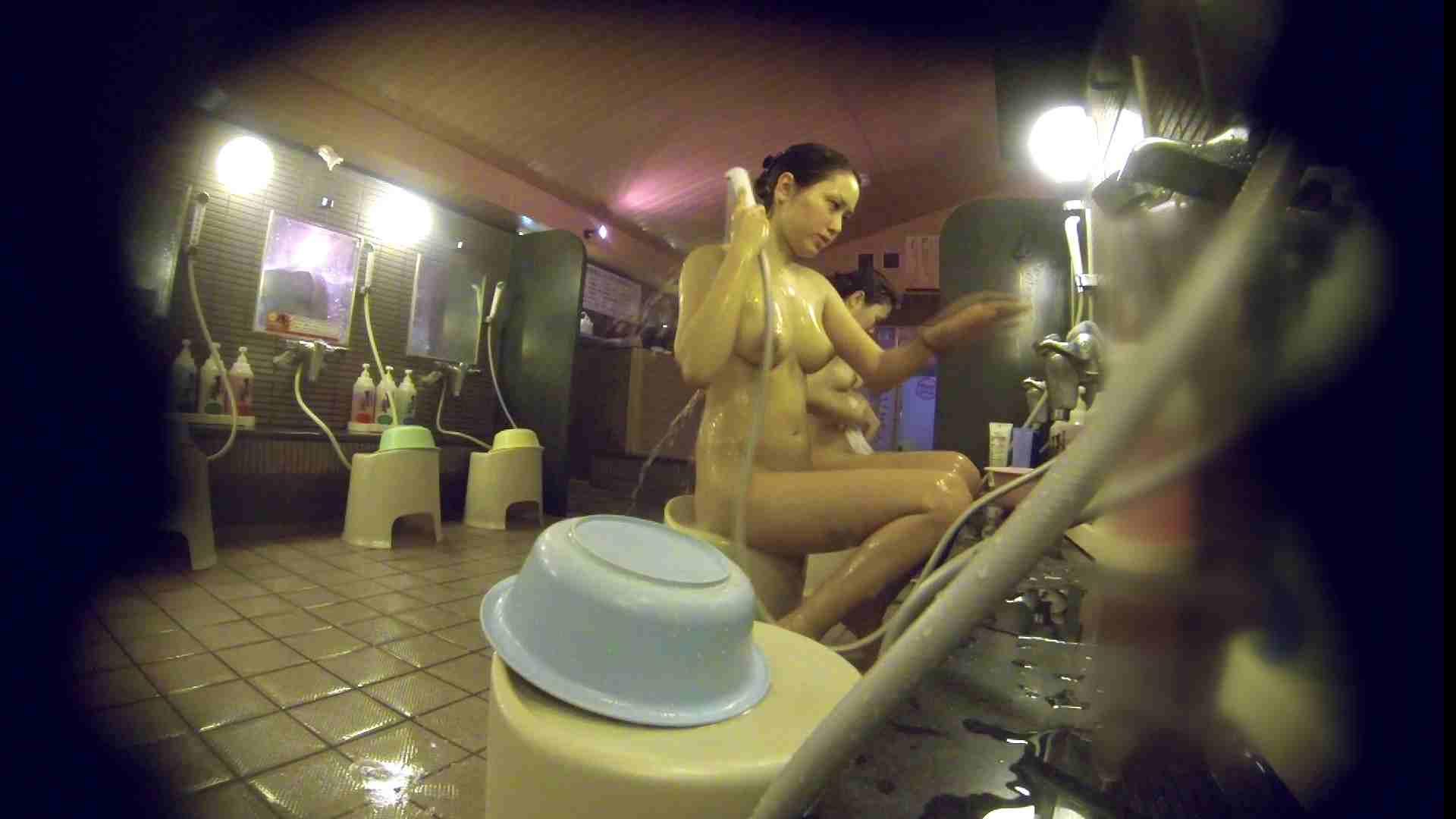洗い場!スタイル抜群で柔らかそうに揺れるオッパイ 潜入 セックス画像 107画像 87