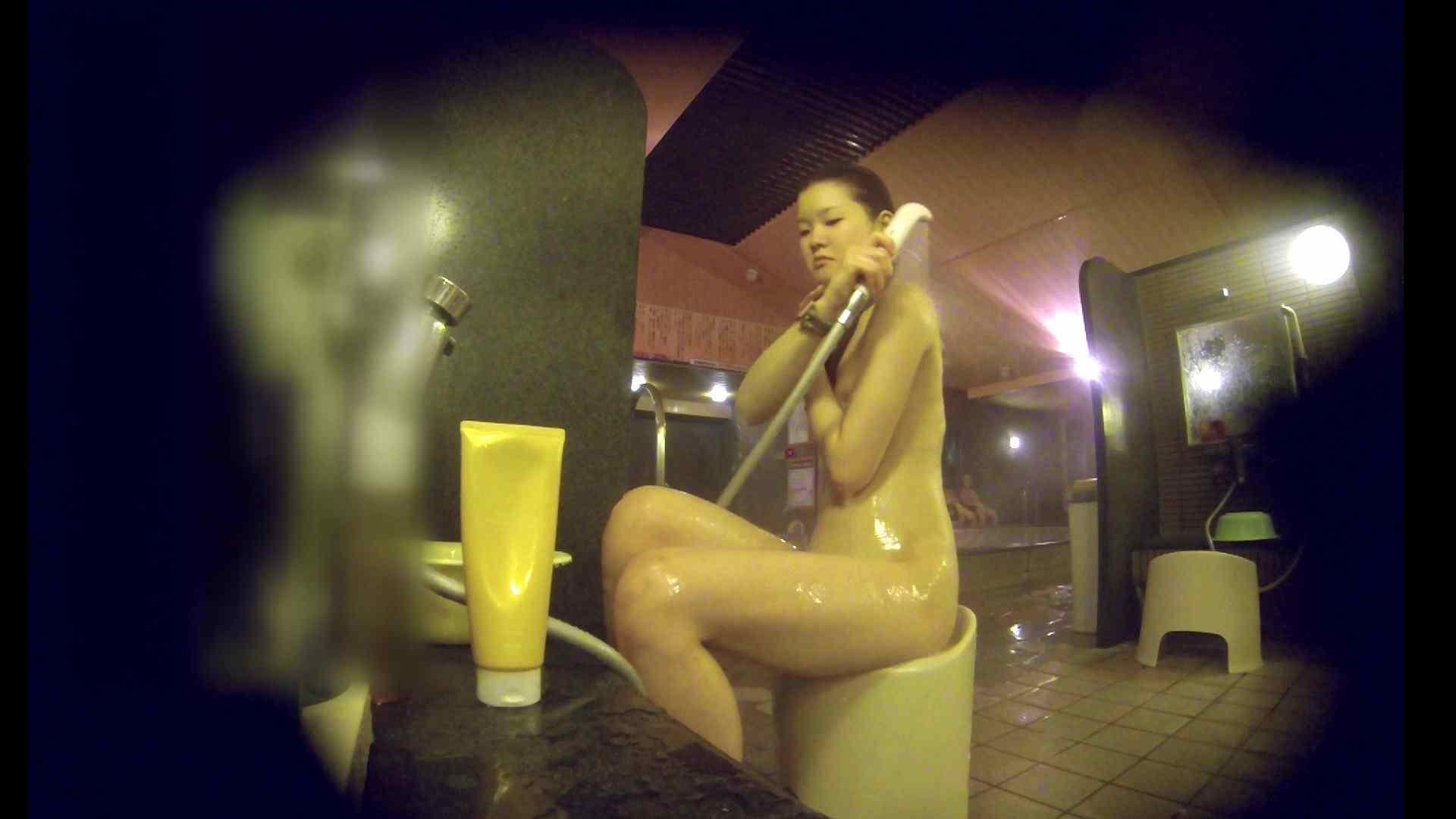 洗い場!来たぁぁぁ売れる予感・・・うん、いい。見えてる! 女湯の中 オメコ動画キャプチャ 75画像 5