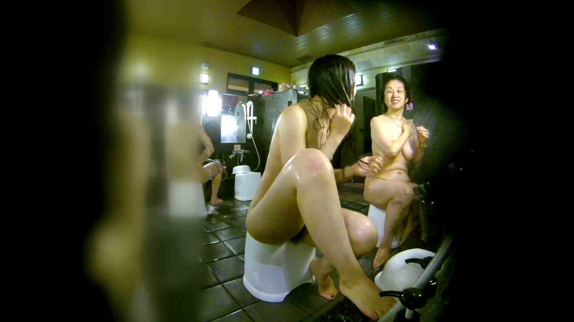 洗い場!右足の位置がいいですね。陰毛もっさり! エッチなお姉さん おまんこ動画流出 74画像 30