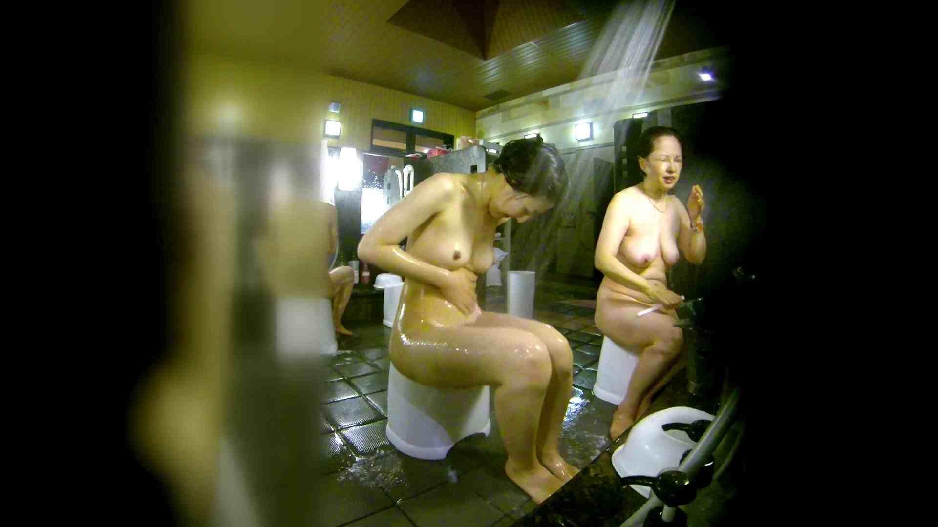 洗い場!右足の位置がいいですね。陰毛もっさり! 細身・スレンダー 戯れ無修正画像 74画像 39