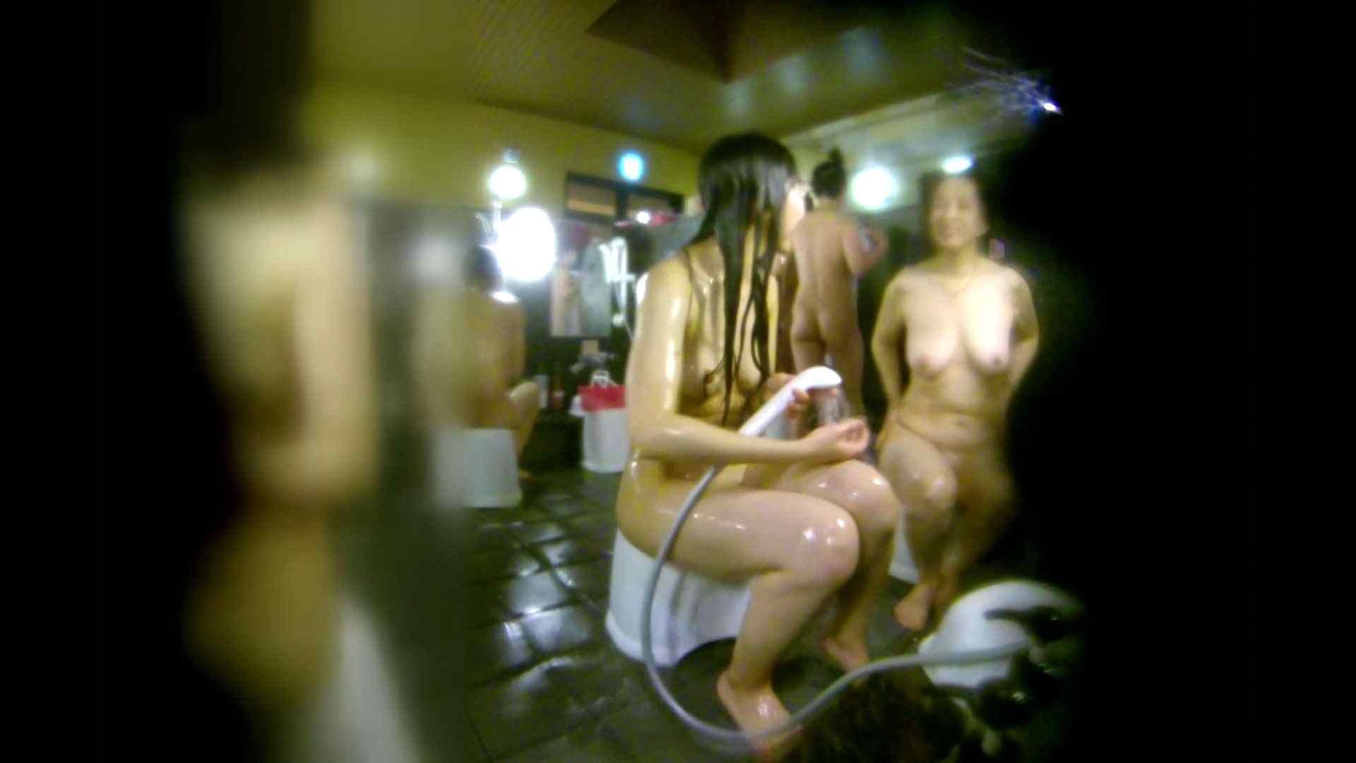 洗い場!右足の位置がいいですね。陰毛もっさり! 美乳 おまんこ動画流出 74画像 54