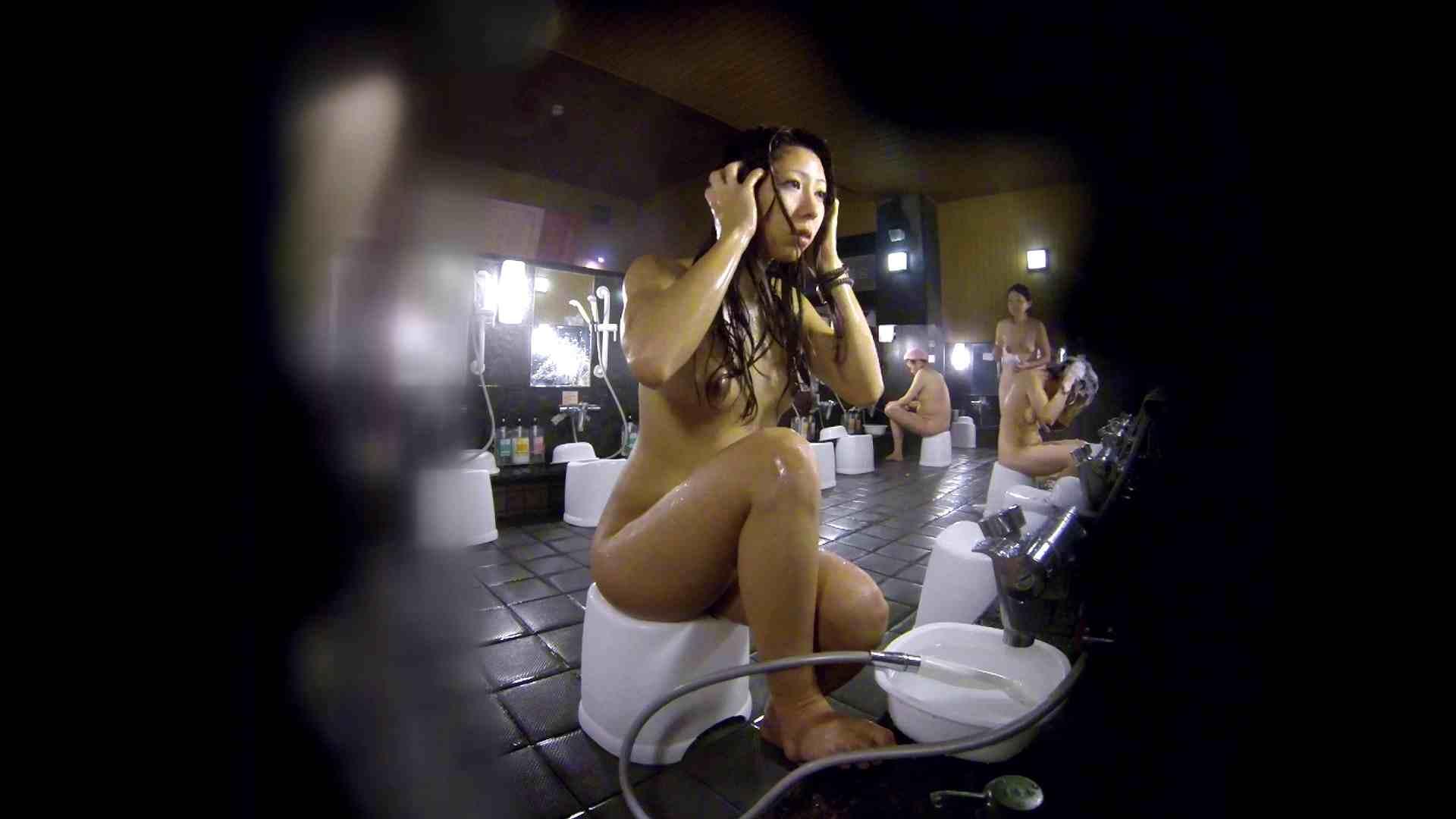 洗い場!綺麗に整えられた陰毛に嫉妬します。 潜入 戯れ無修正画像 82画像 33
