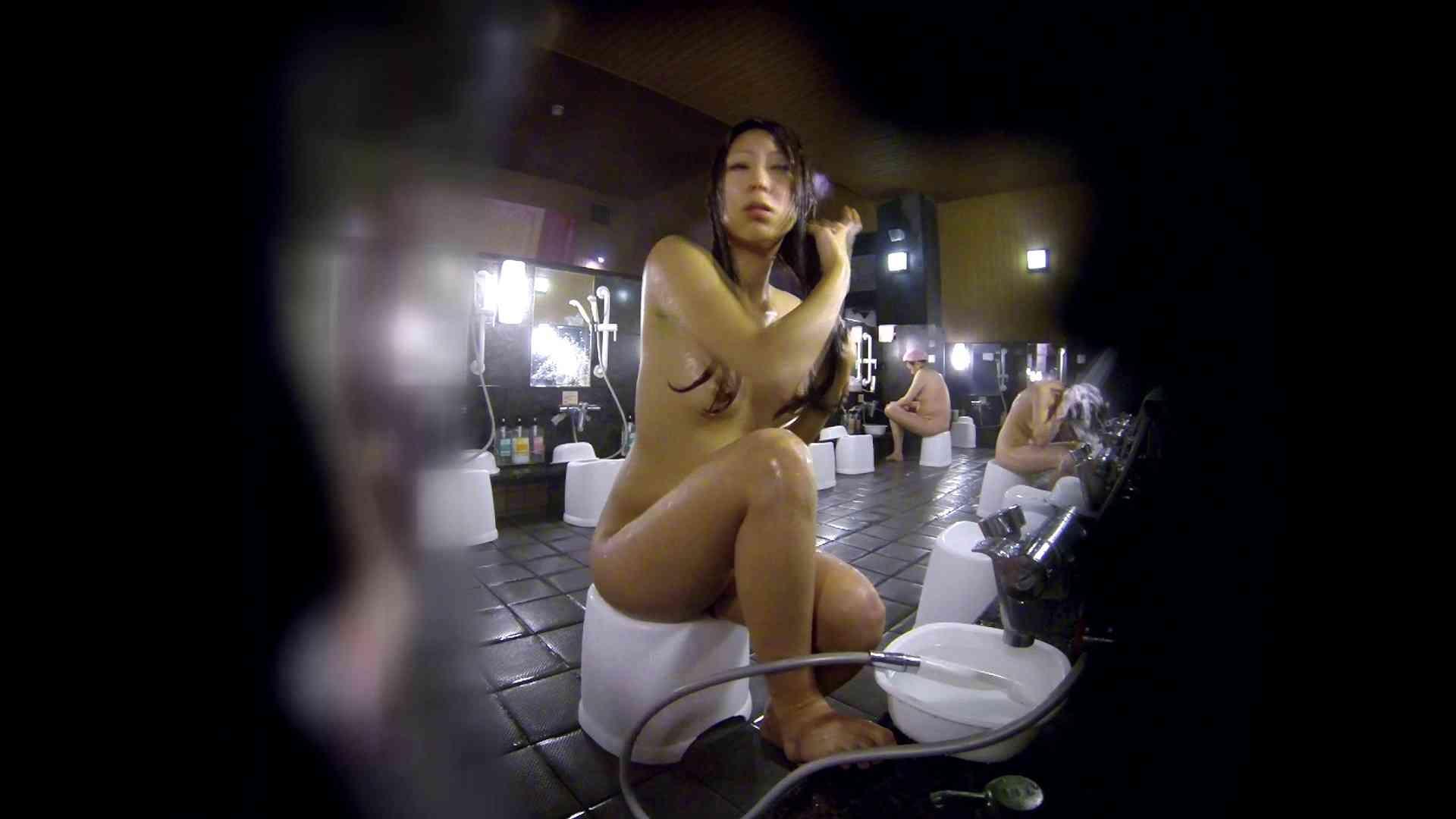 洗い場!綺麗に整えられた陰毛に嫉妬します。 銭湯のぞき ぱこり動画紹介 82画像 35