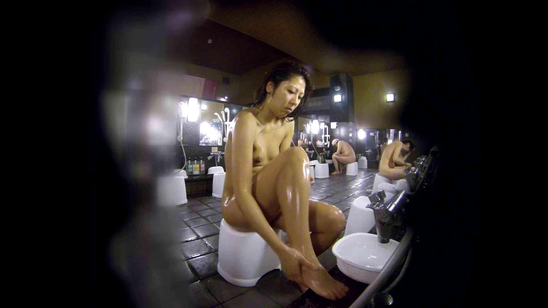 洗い場!綺麗に整えられた陰毛に嫉妬します。 銭湯のぞき ぱこり動画紹介 82画像 47