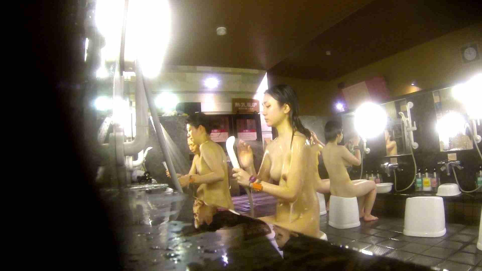 オムニバス!超満員で溢れてしまったギャル 女湯の中 AV無料 61画像 8