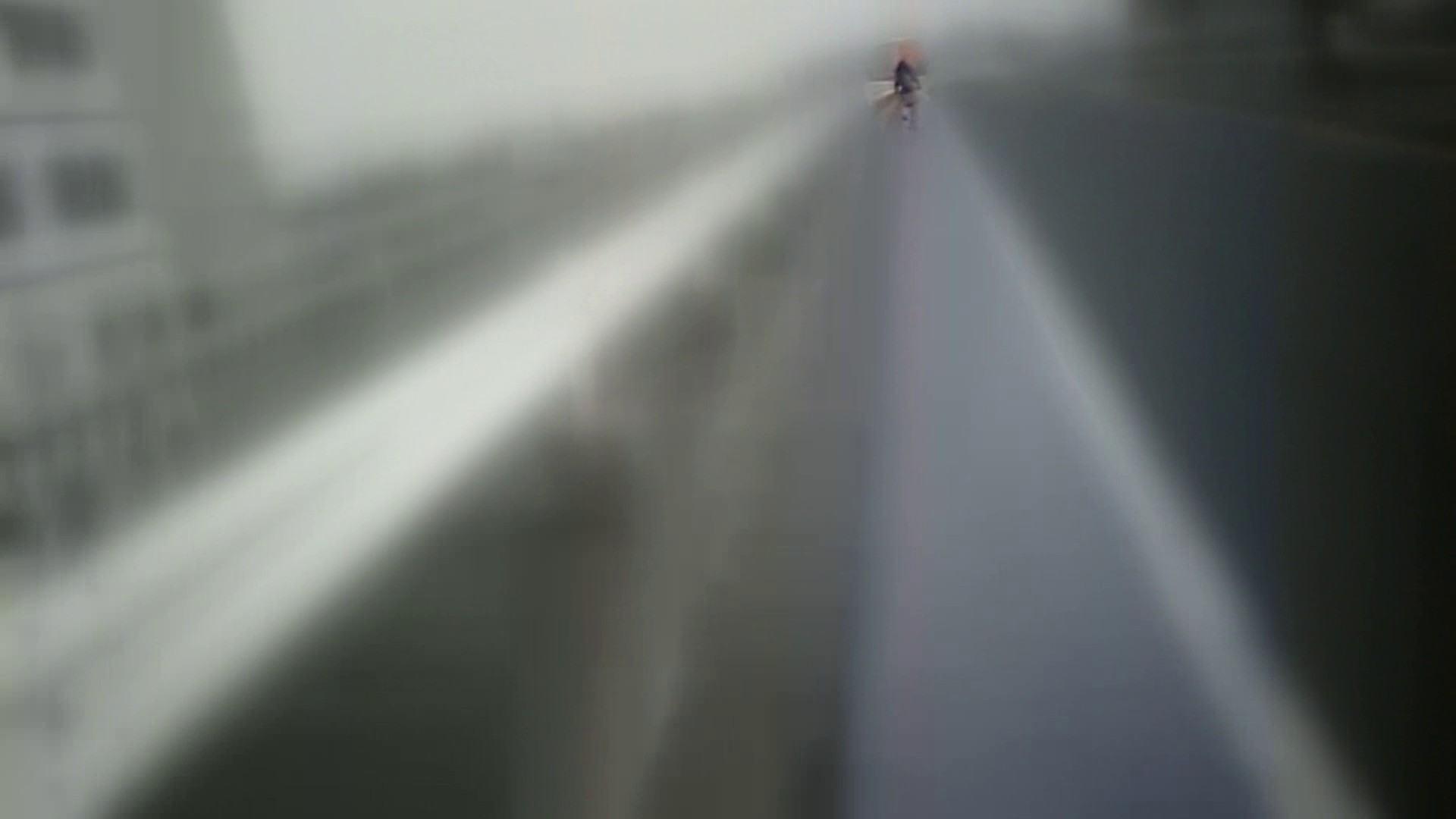 自転車パンチラ Vol.01 むっちり体型 おまんこ動画流出 90画像 75