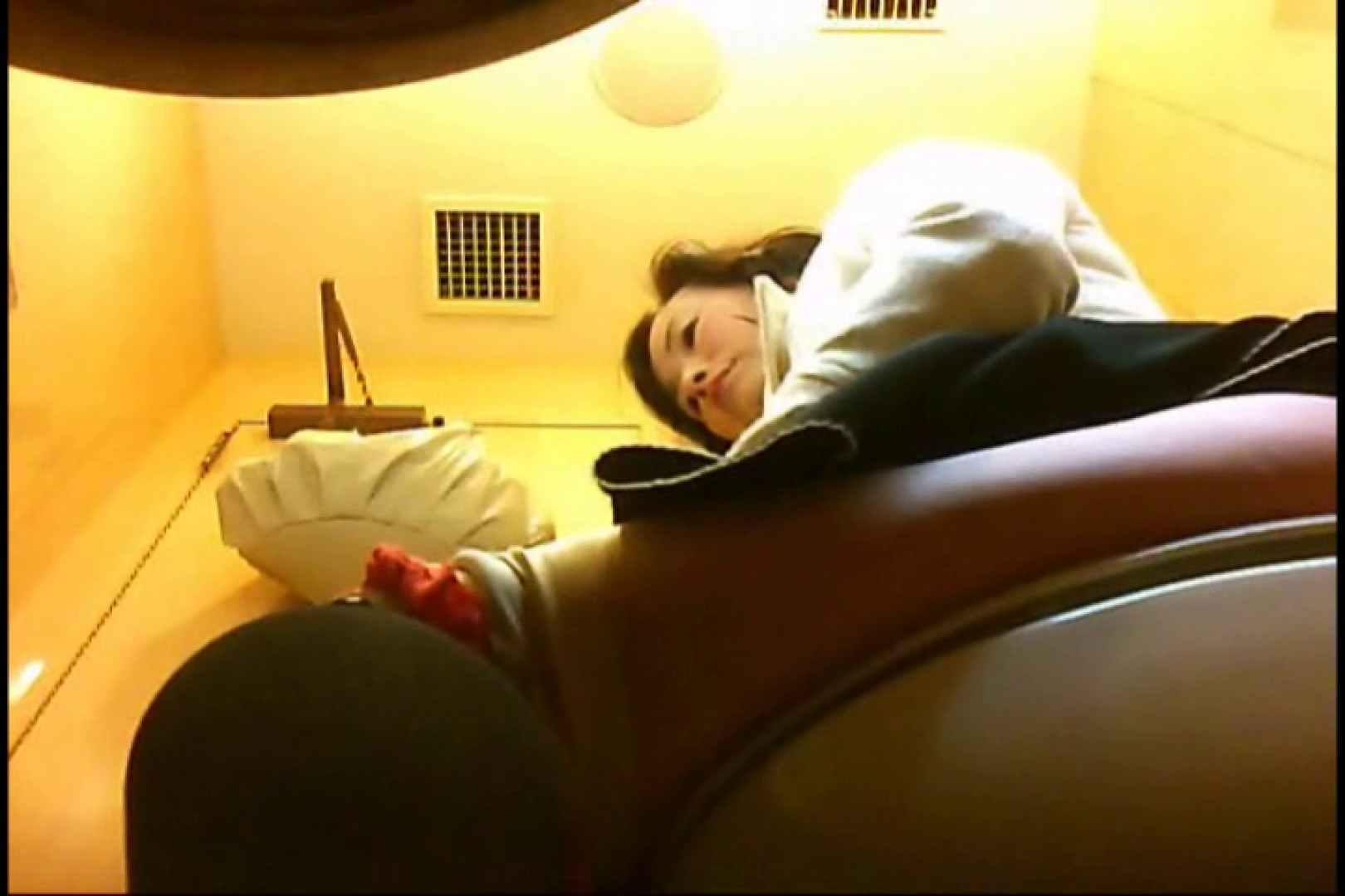 マダムが集まるデパートお手洗い Vol.05 洗面所シーン 性交動画流出 73画像 28