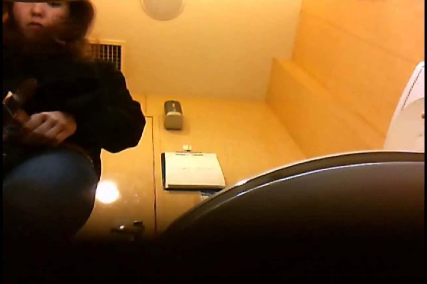 マダムが集まるデパートお手洗い Vol.15 お手洗いで・・・ AV動画キャプチャ 45画像 4