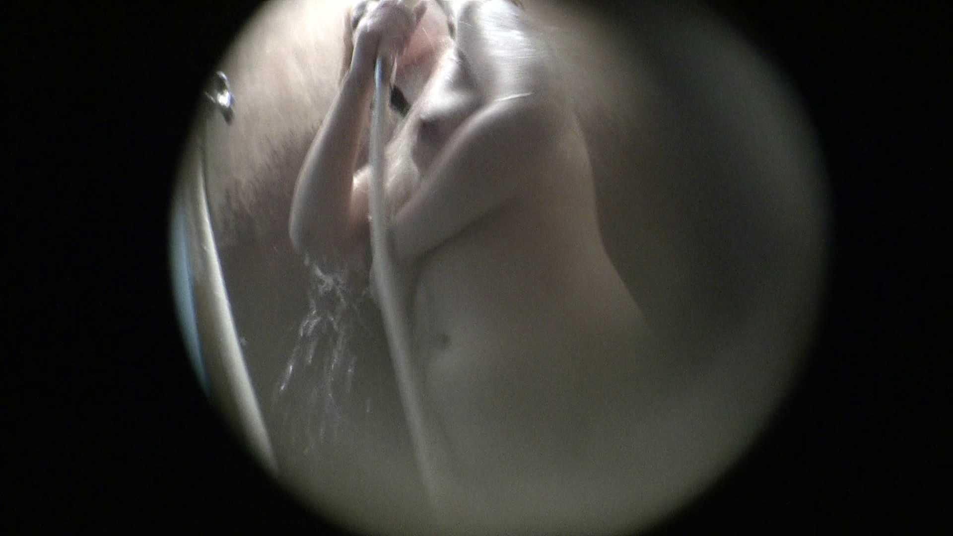 NO.03 ムッチリ色白ボディーに少し大きな乳輪 シャワー室 AV無料 88画像 39